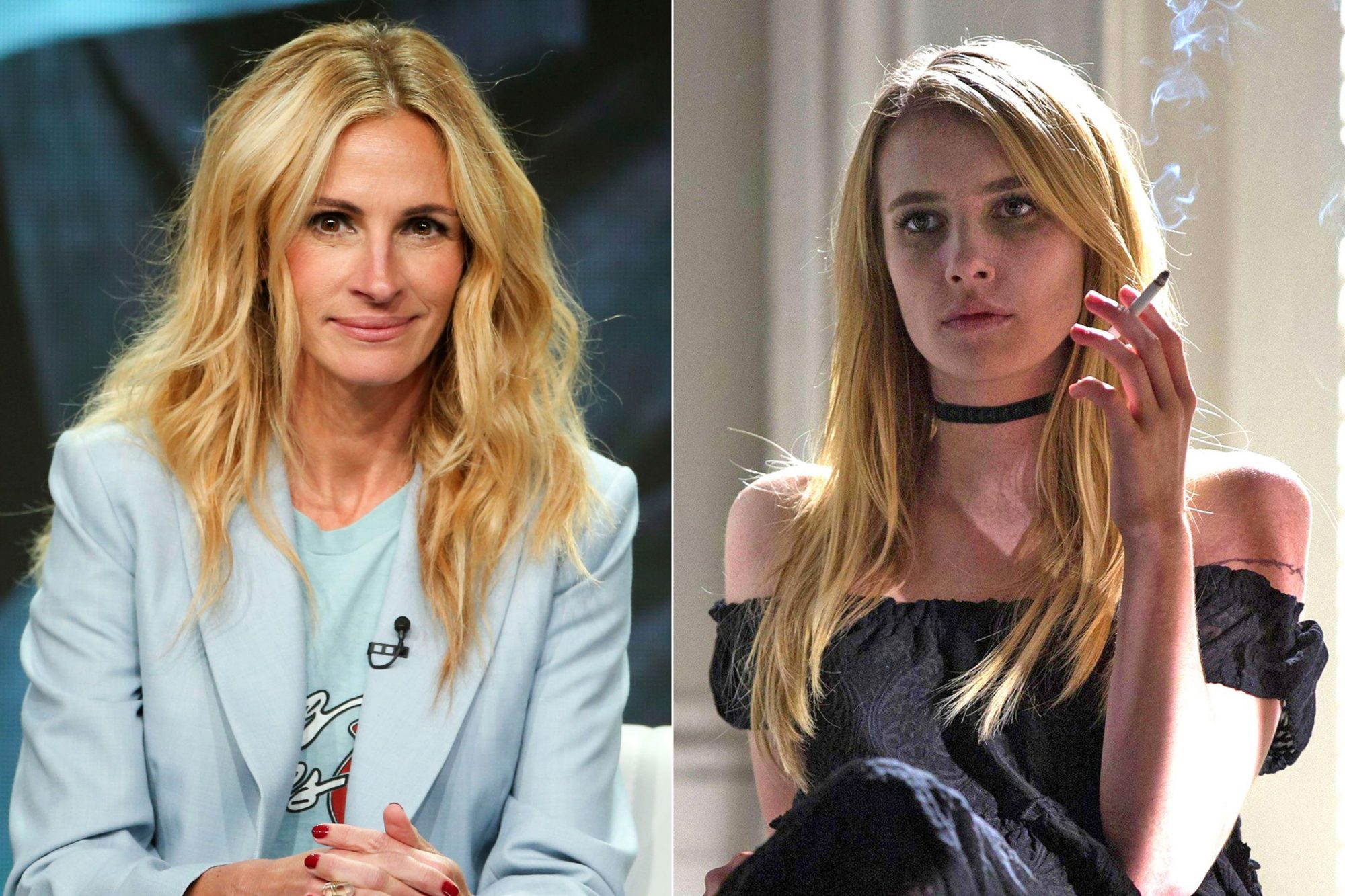 American Horror Story Why Julia Roberts Won T Join Emma Roberts On Fx Show Ew Com