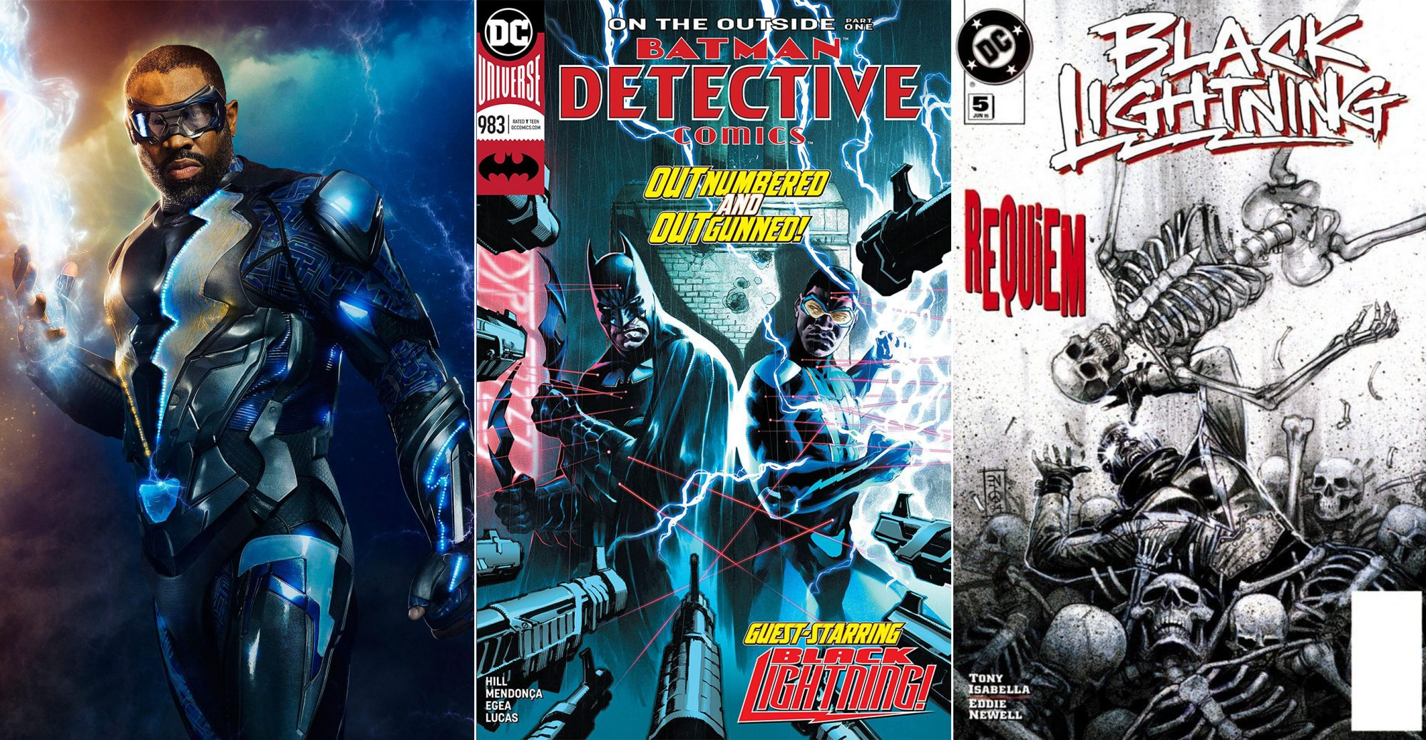 If you watch Black Lightning...then read Detective Comics (2016) #983-987 and Black Lightning (1995-1996) #5
