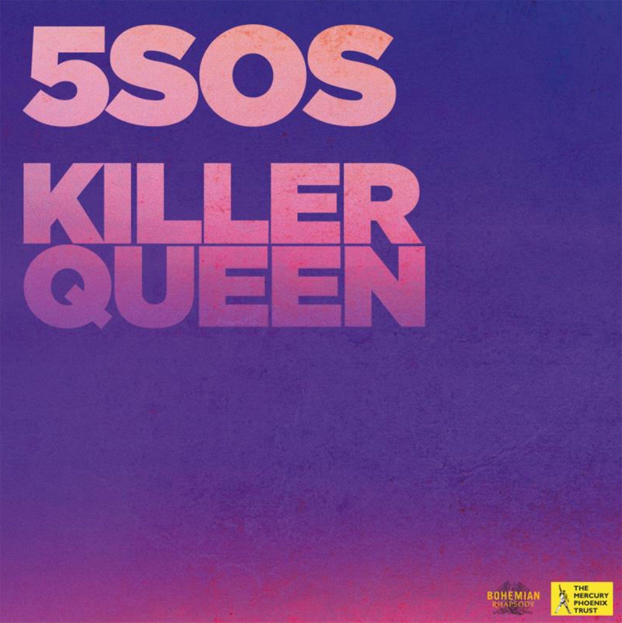 5sos Killer QueenCredit: UMG