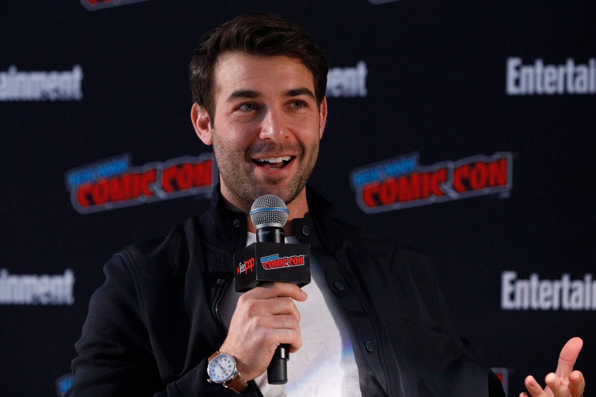 Entertainment Weekly At New York Comic Con - Day 2