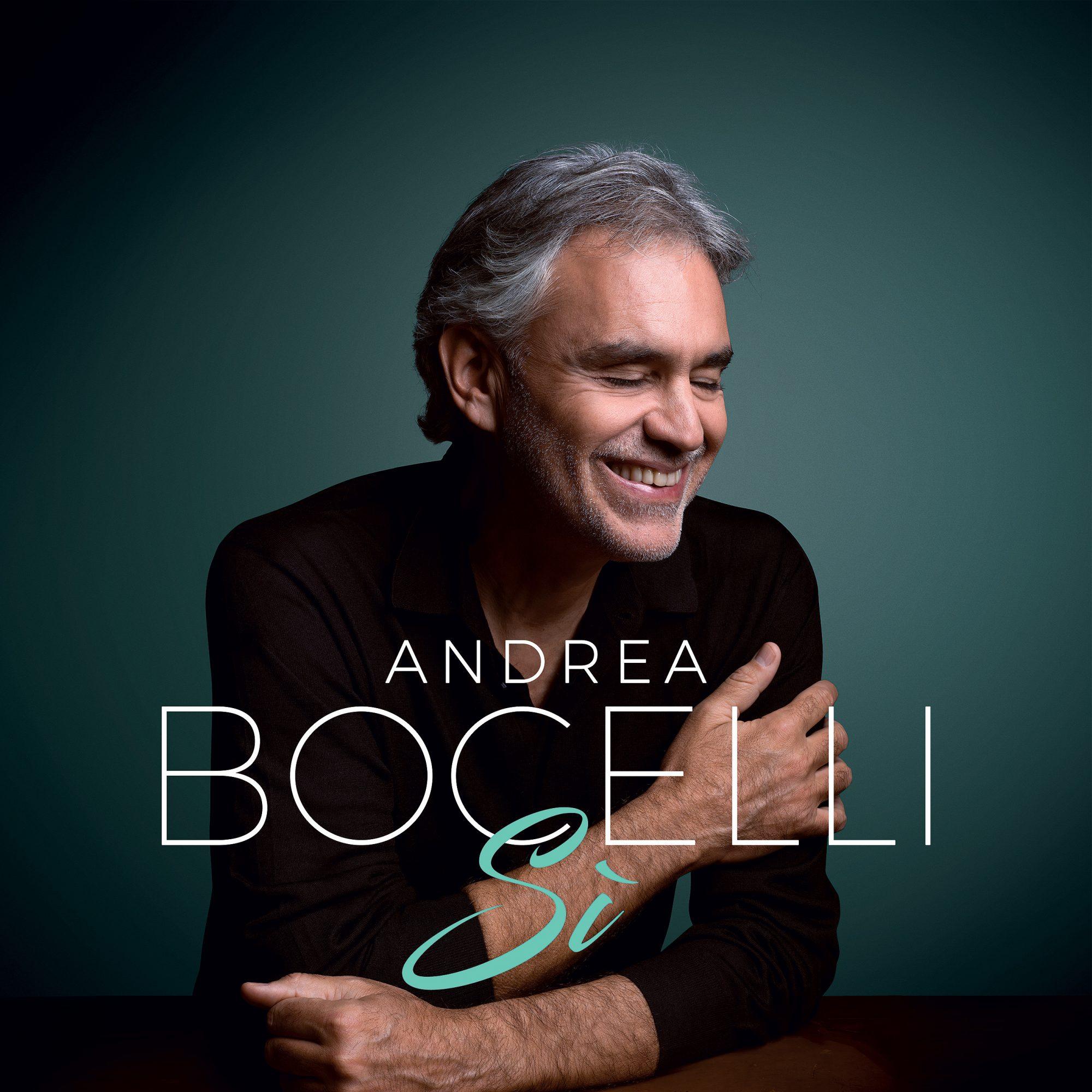 Andrea BocelliCredit: Universal