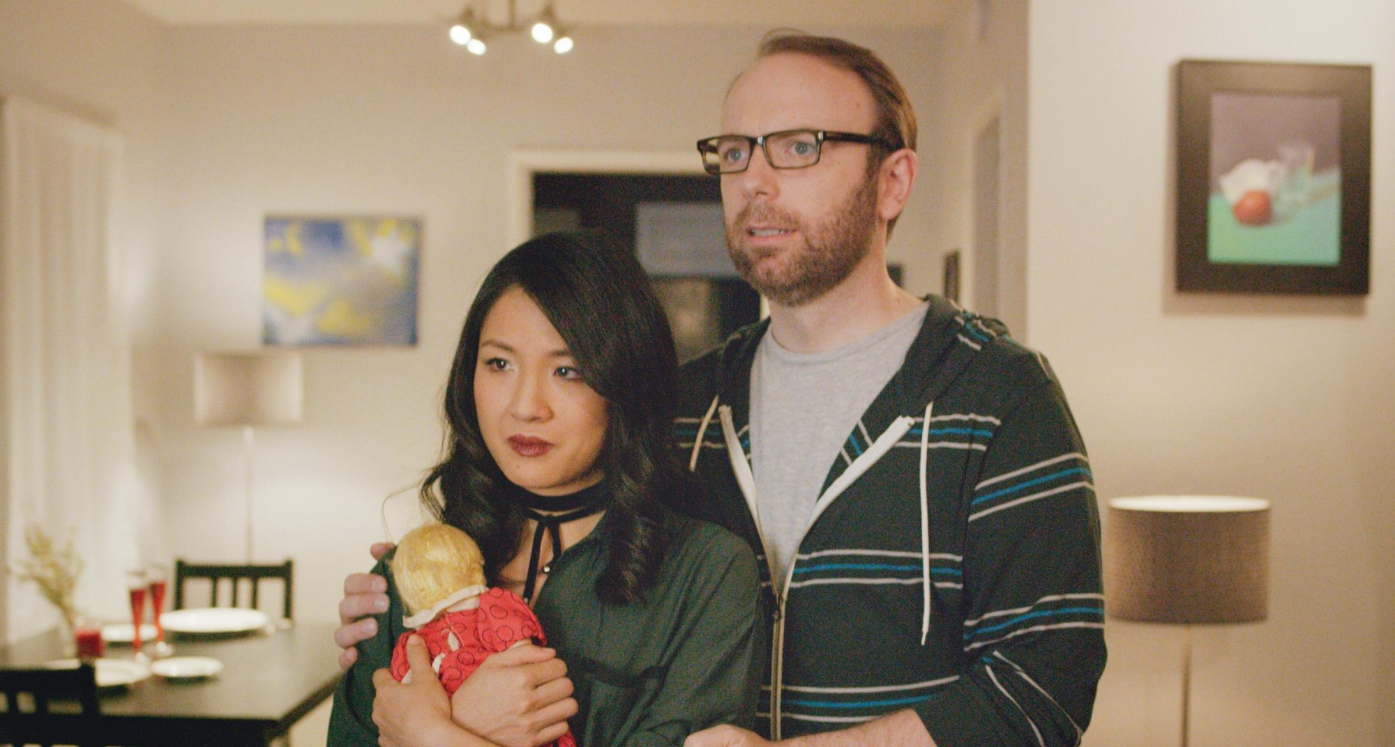 All the Creatures Were StirringConstance Wu and Morgan Peter Brown