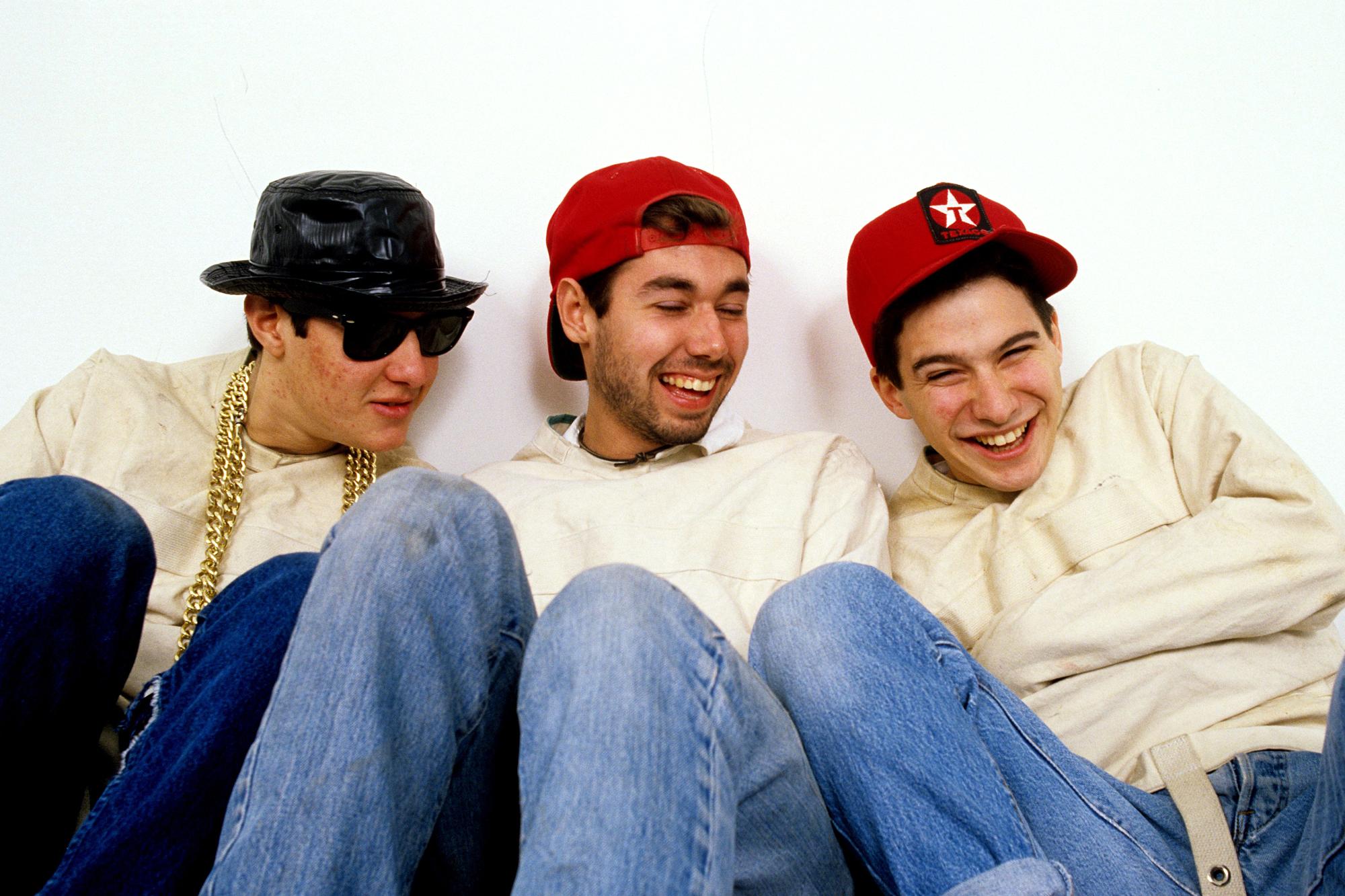 The Beastie Boys-1987