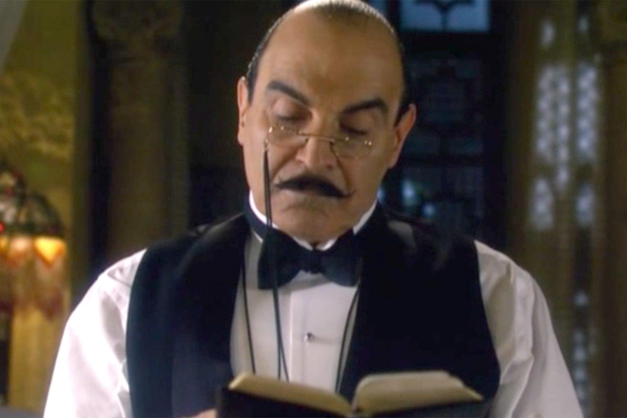 Being-Poirot