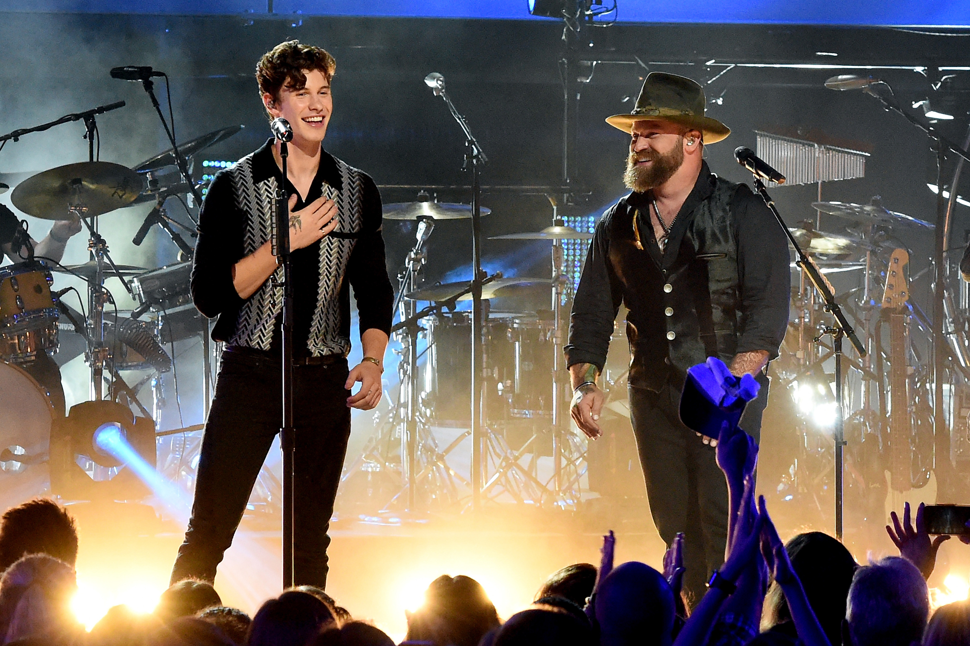 CMT Crossroads: Shawn Mendes And Zac Brown Band