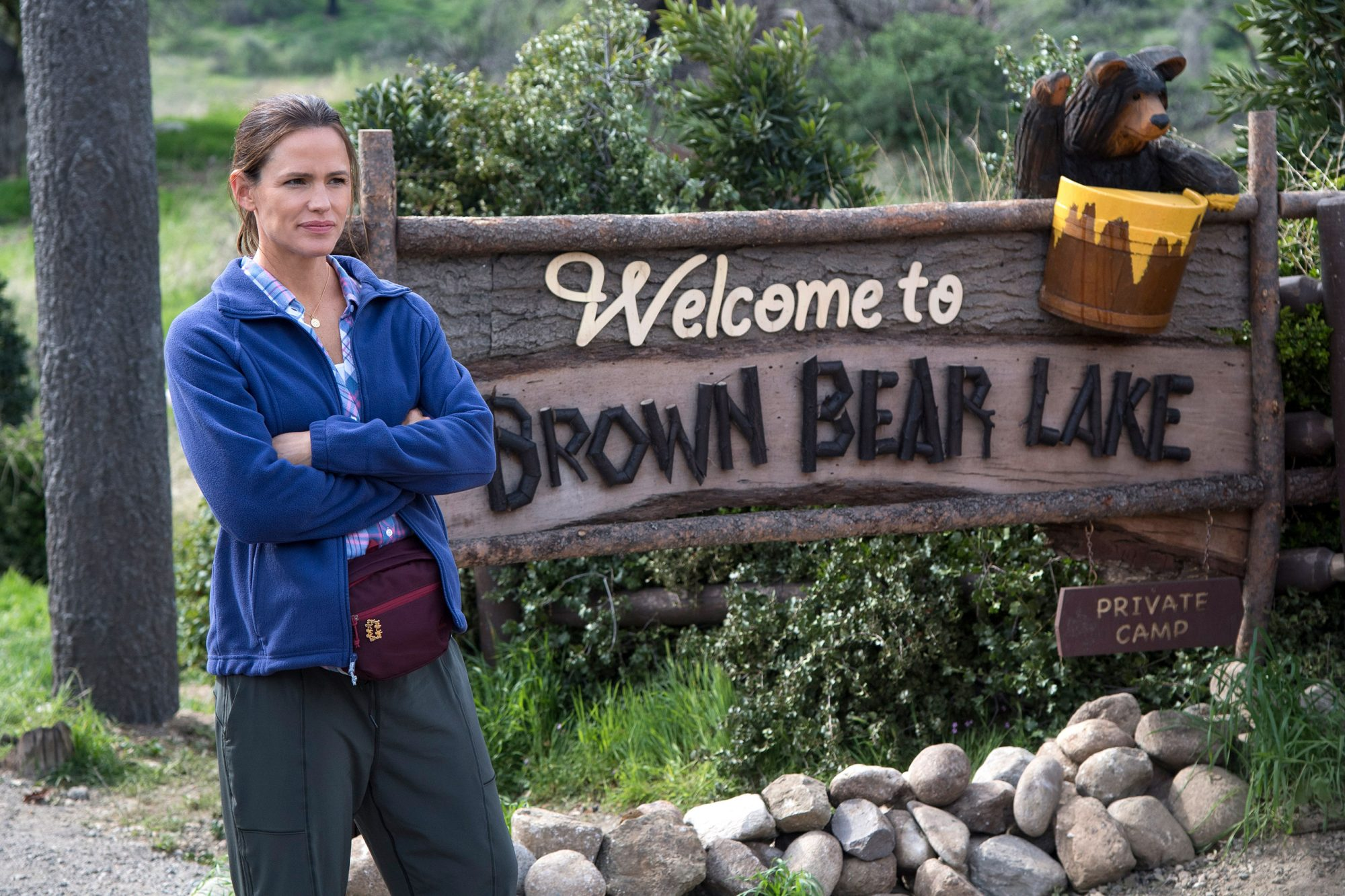 CampingPictured: Jennifer Garner as Kathryn McSorley-Jodell.