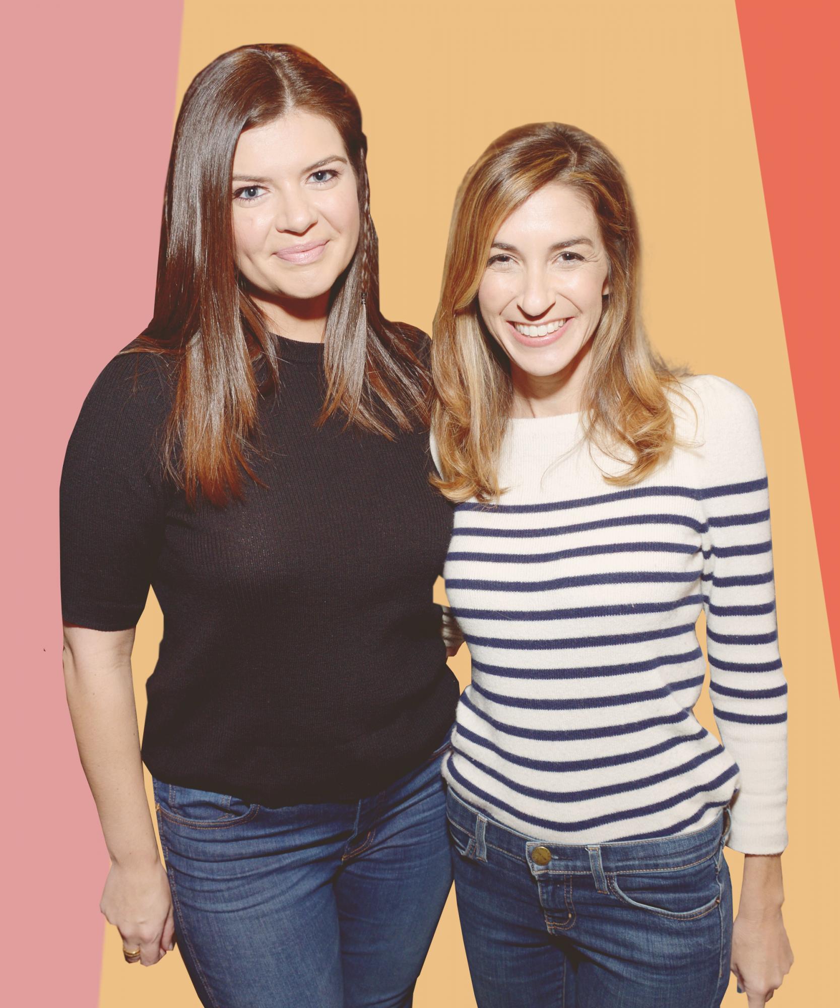 Casey-Wilson-and-Danielle-Schneider