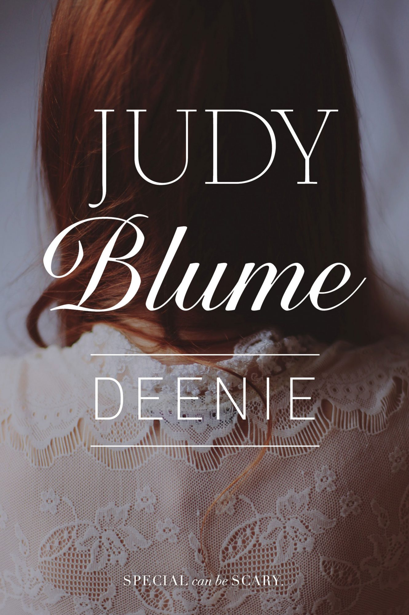 DEENIE book cover - by author Judy BlumeCR: Simon & Schuster