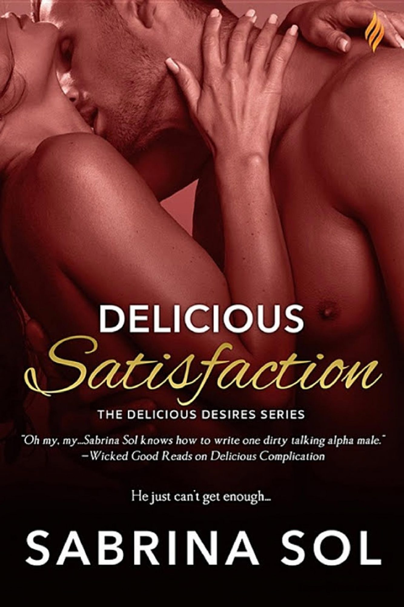 Delicious SatisfactionBook by Sabrina SolCR: Macmillan