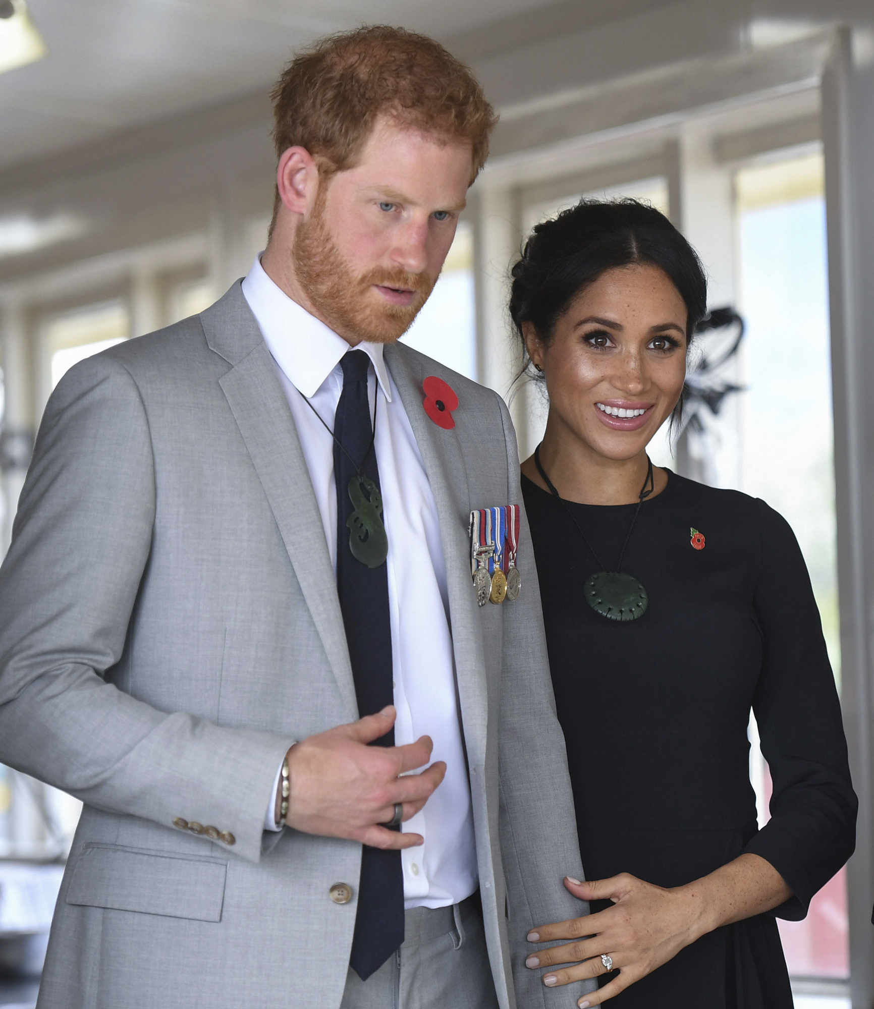 Royal tour of New Zealand - Day Four
