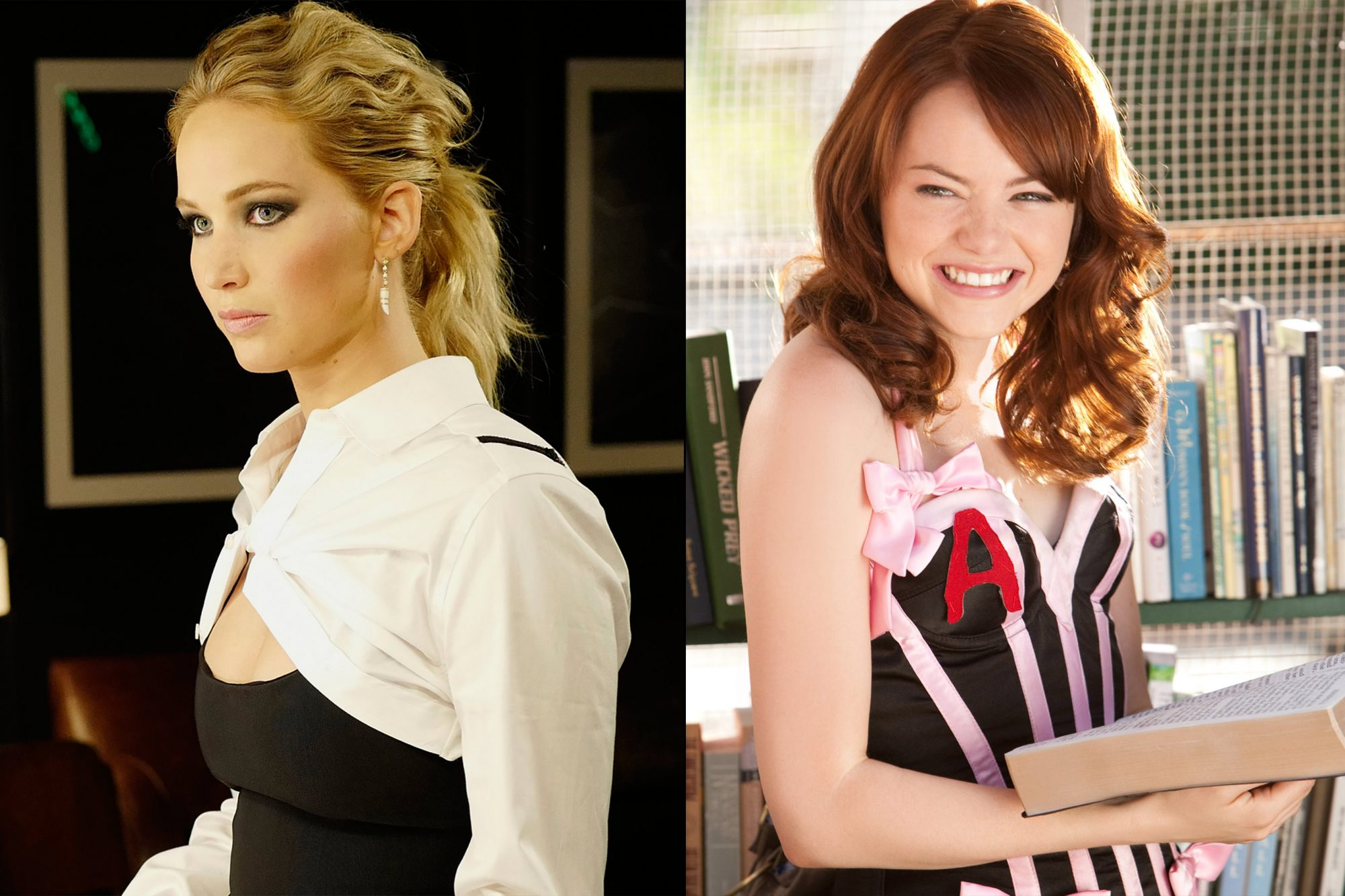 Jennifer Lawrence in Easy A