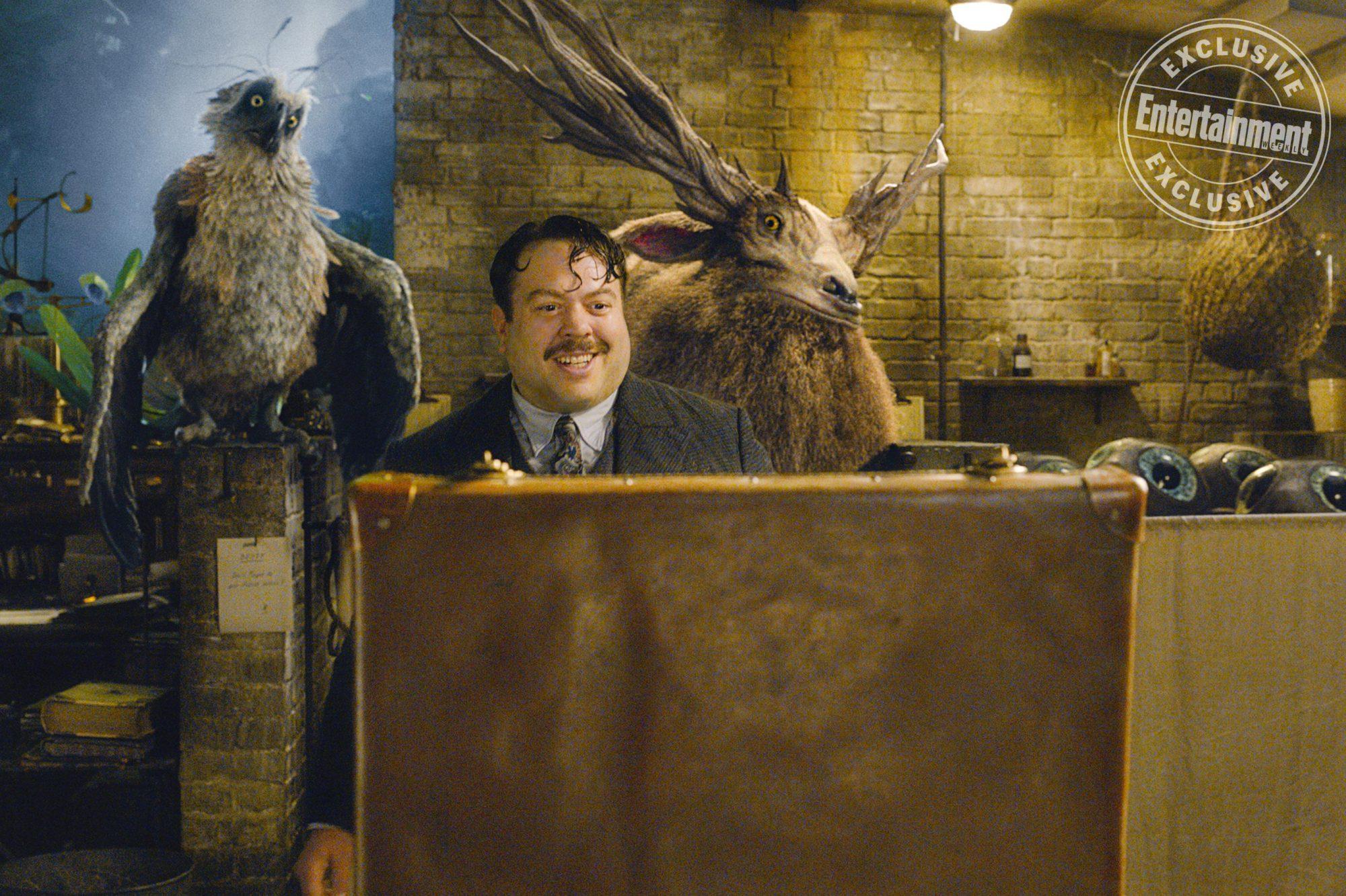 Fantastic Beasts: The Crimes of GrindelwaldDan Fogler