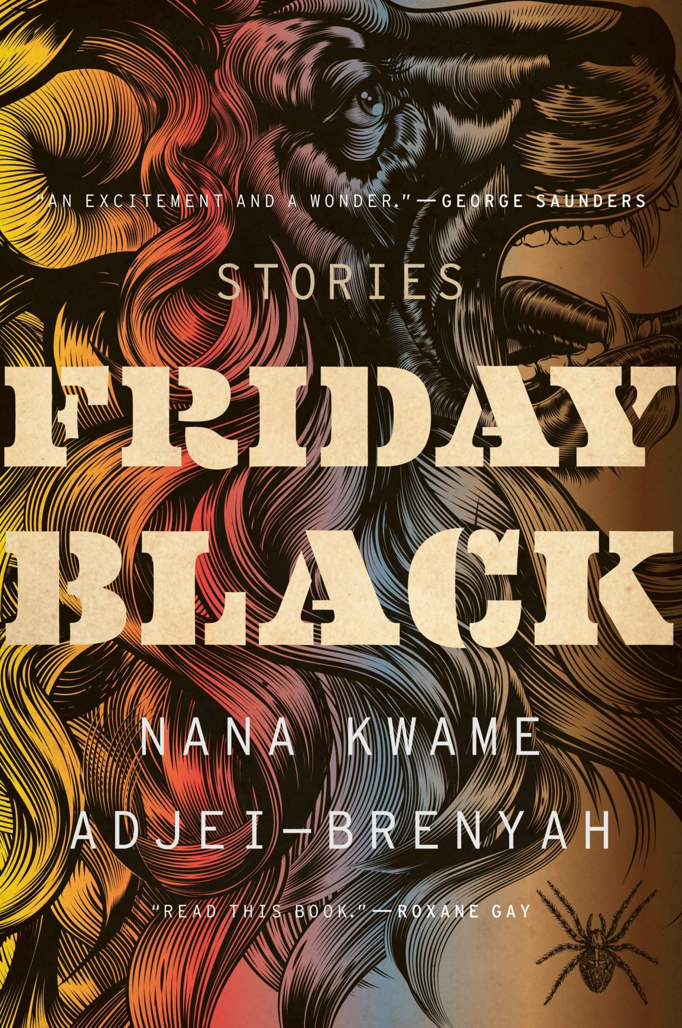 Friday Black by Kwame Adjei-BrenyahCredit: Mariner Books