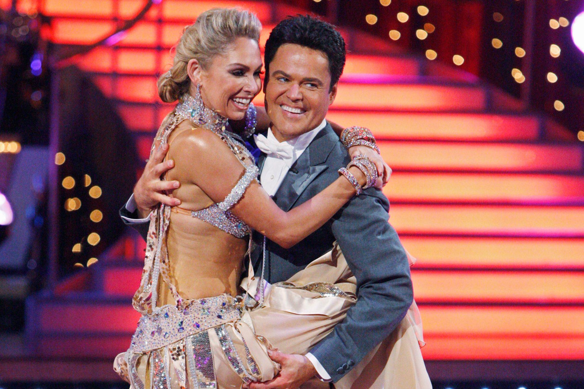 "ABC's ""Dancing With The Stars"" - Season Nine - Week Seven"