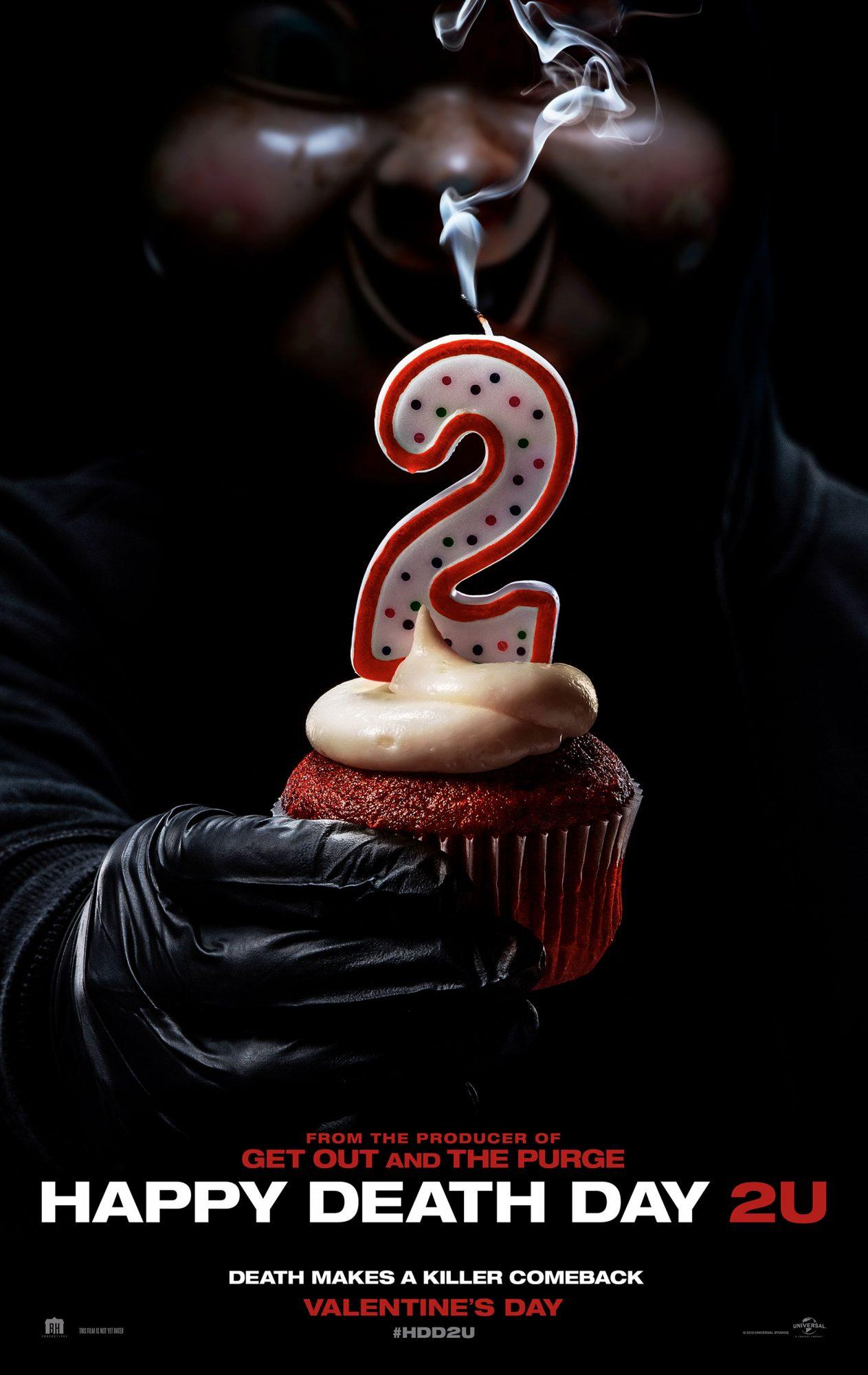 Happy Death Day 2U (2019) posterCR: Universal