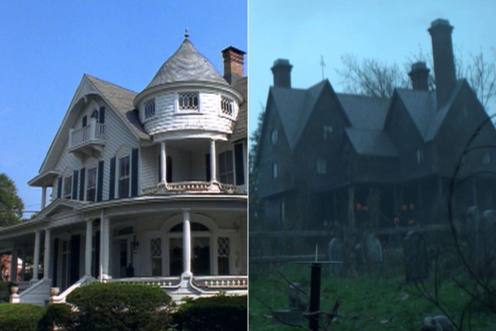 The Spellman House