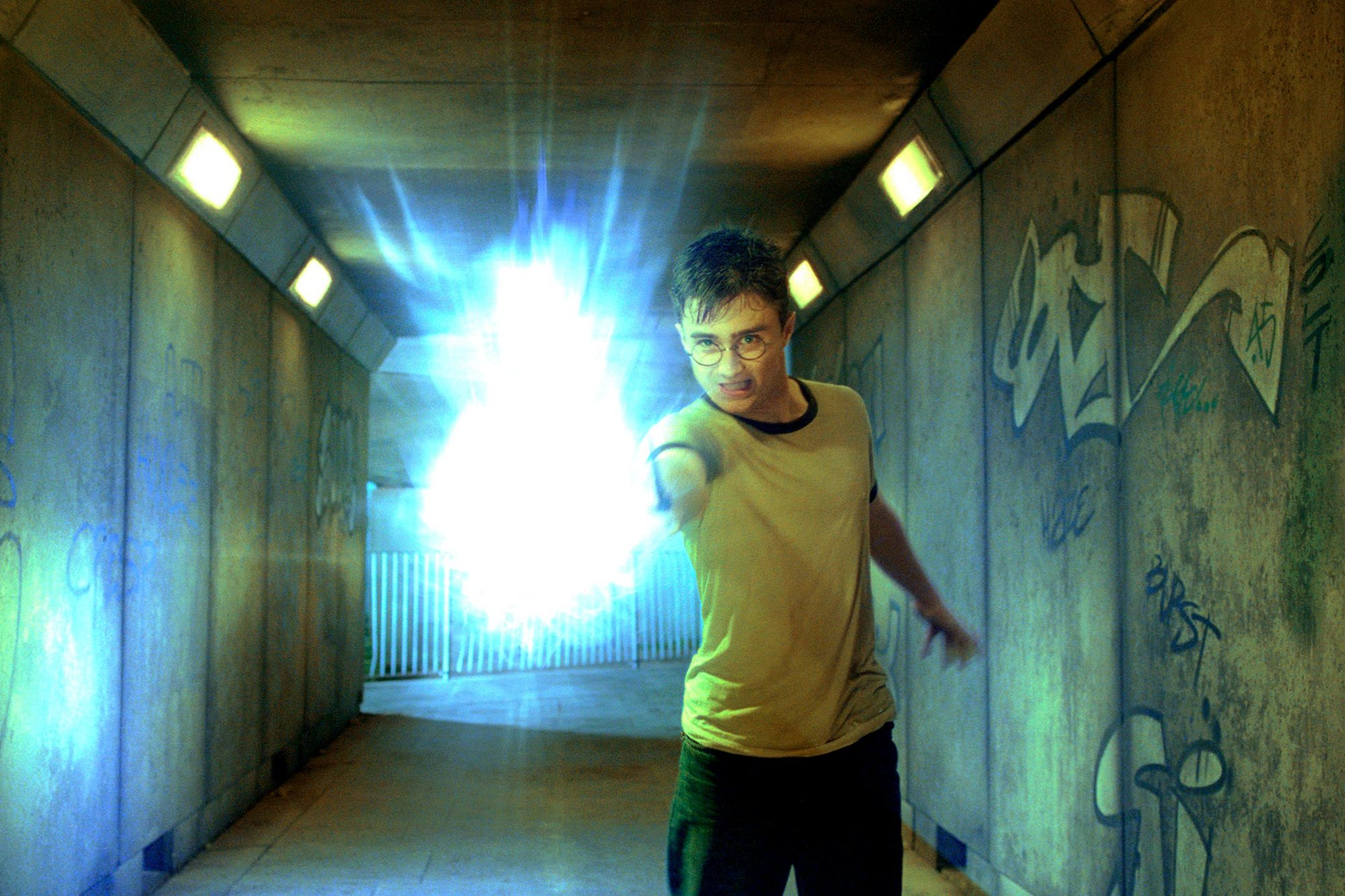 Harry Potter and the Order of the PhoenixHarry Potter (DANIEL RADCLIFFE)