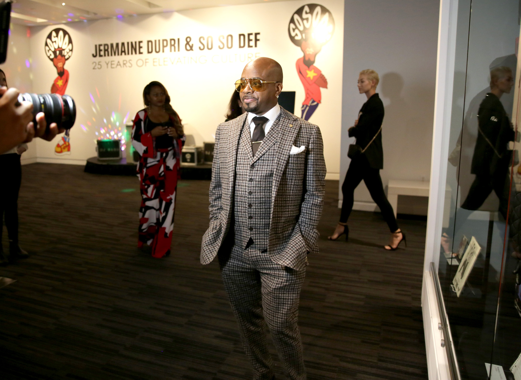 A Conversation With Jermaine Dupri & Friends
