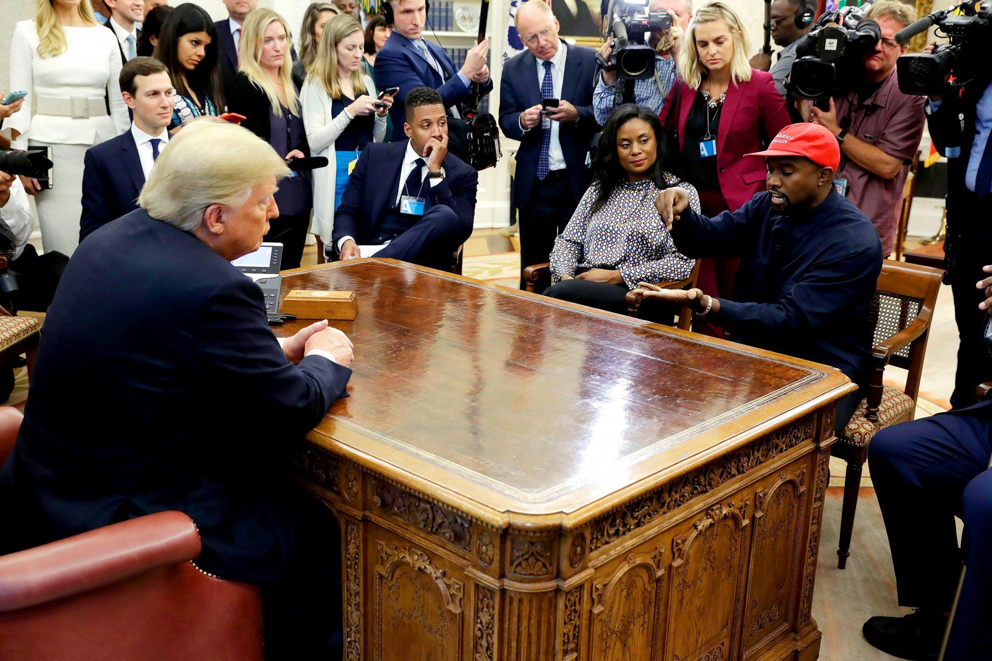 Trump, Washington, USA - 11 Oct 2018