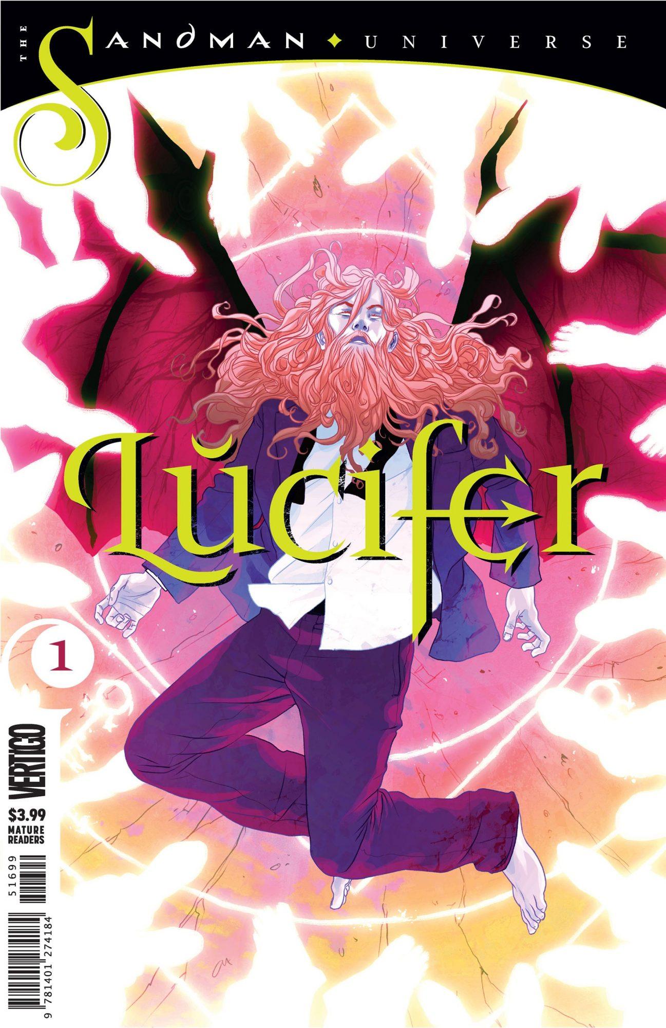 Sandman Universe LuciferCR: DC Entertainment