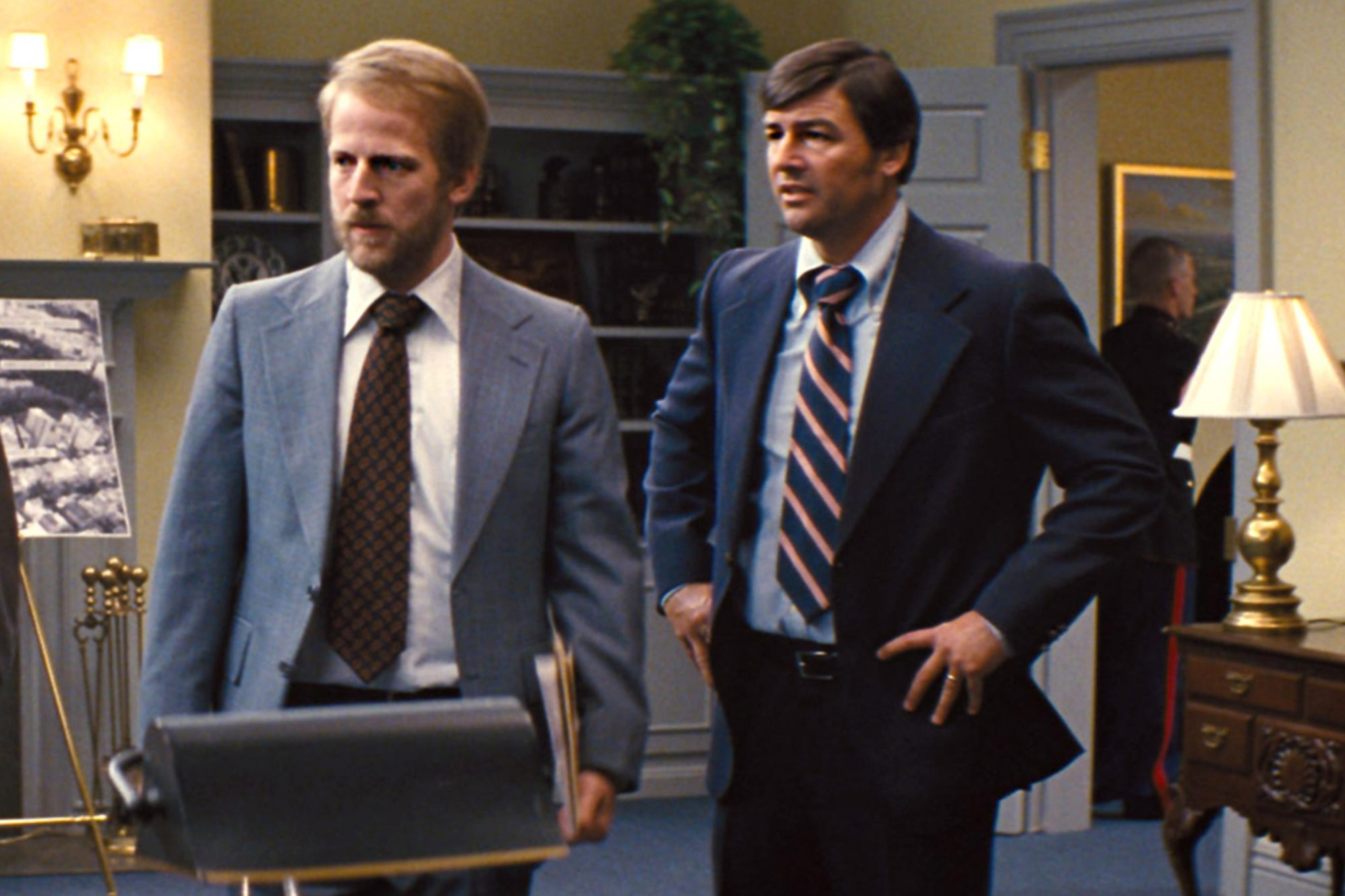 ARGO, from left: Rob Brownstein, David Sullivan, Kyle Chandler, 2012. ©Warner Bros. Pictures/Courtes