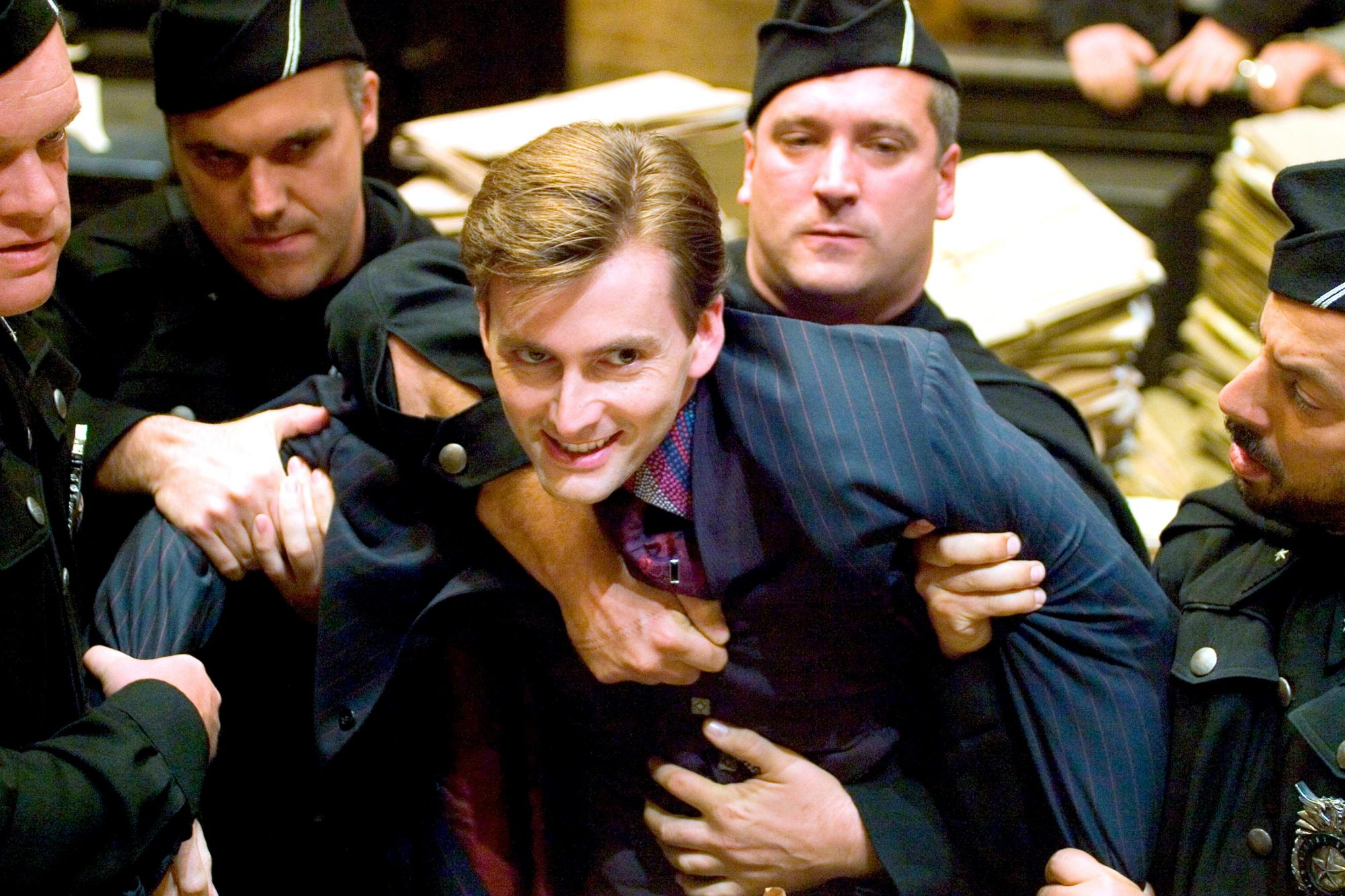 HARRY POTTER AND THE GOBLET OF FIRE, David Tennant, 2005, (c) Warner Brothers / courtesy Everett Col