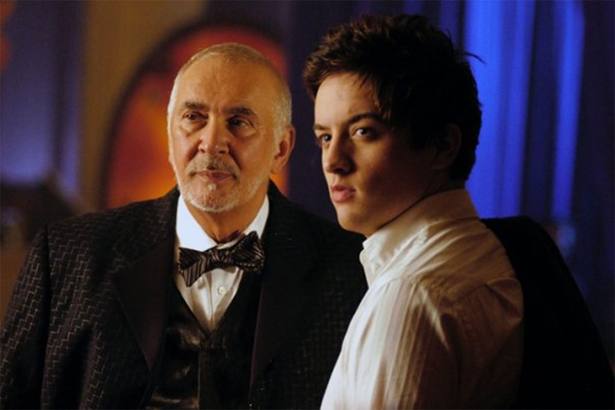 Now You See It (2005)Frank Langella, Johnny PacarCR: Disney Channel
