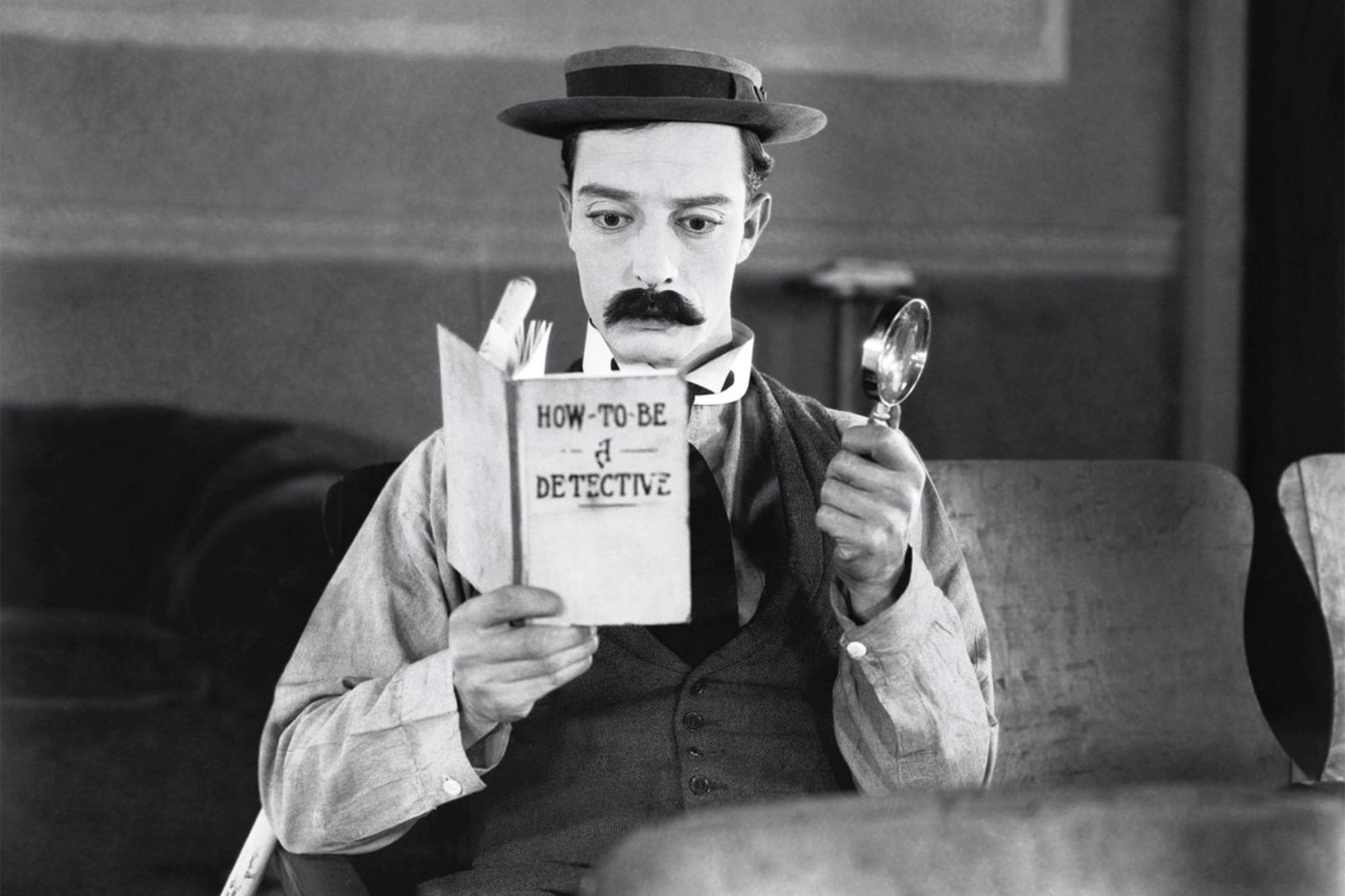 THE GREAT BUSTER: A CELEBRATIONBuster KeatonCR: Cohen Media Group