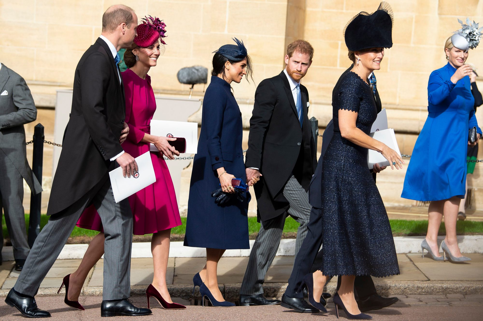 Royal Wedding of Princess Eugenie and Jack Brooksbank in Windsor, London, United Kingdom - 12 Oct 2018