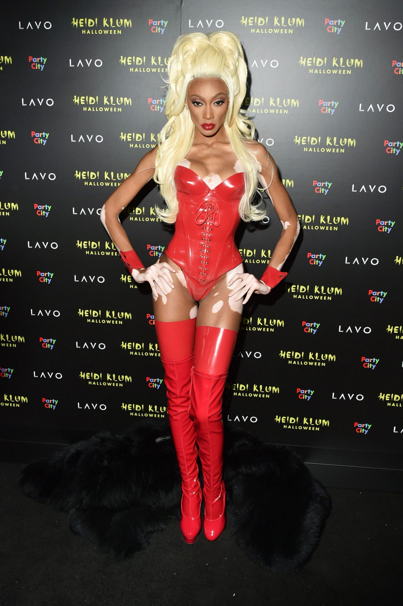 Heidi Klum's 19th Annual Halloween Party, Arrivals, New York, USA - 31 Oct 2018
