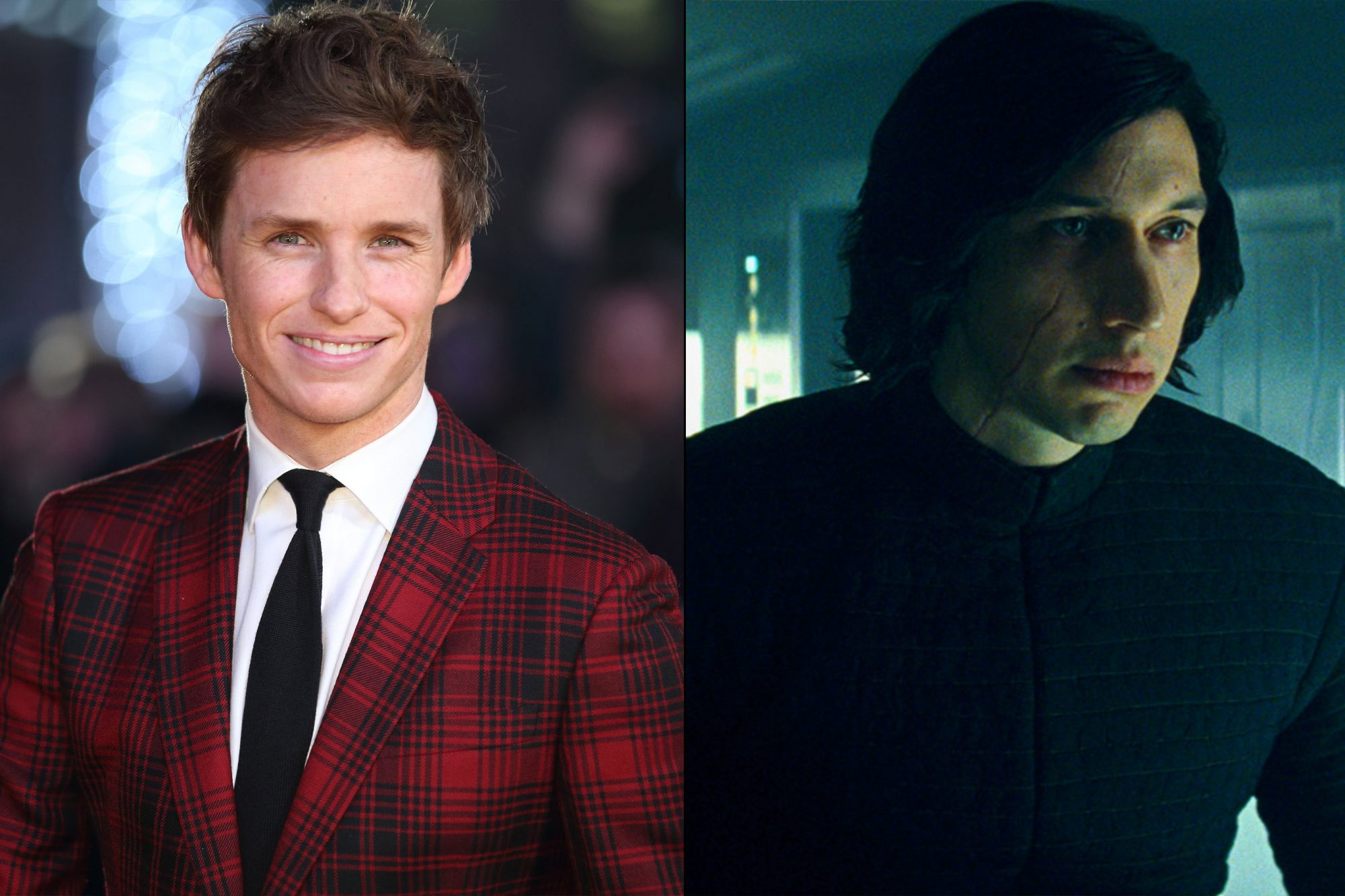 Eddie Redmayne in Star Wars