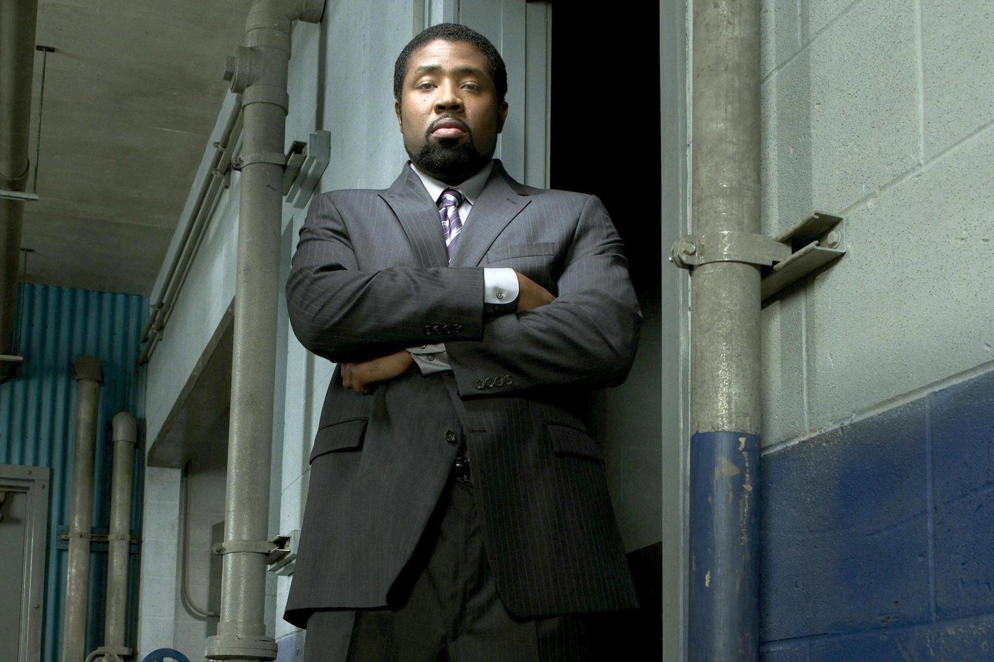 PRISON BREAK, Cress Williams, (Season 4), 2005-09, photo: Michael Lavine / ©Fox / courtesy Everett C