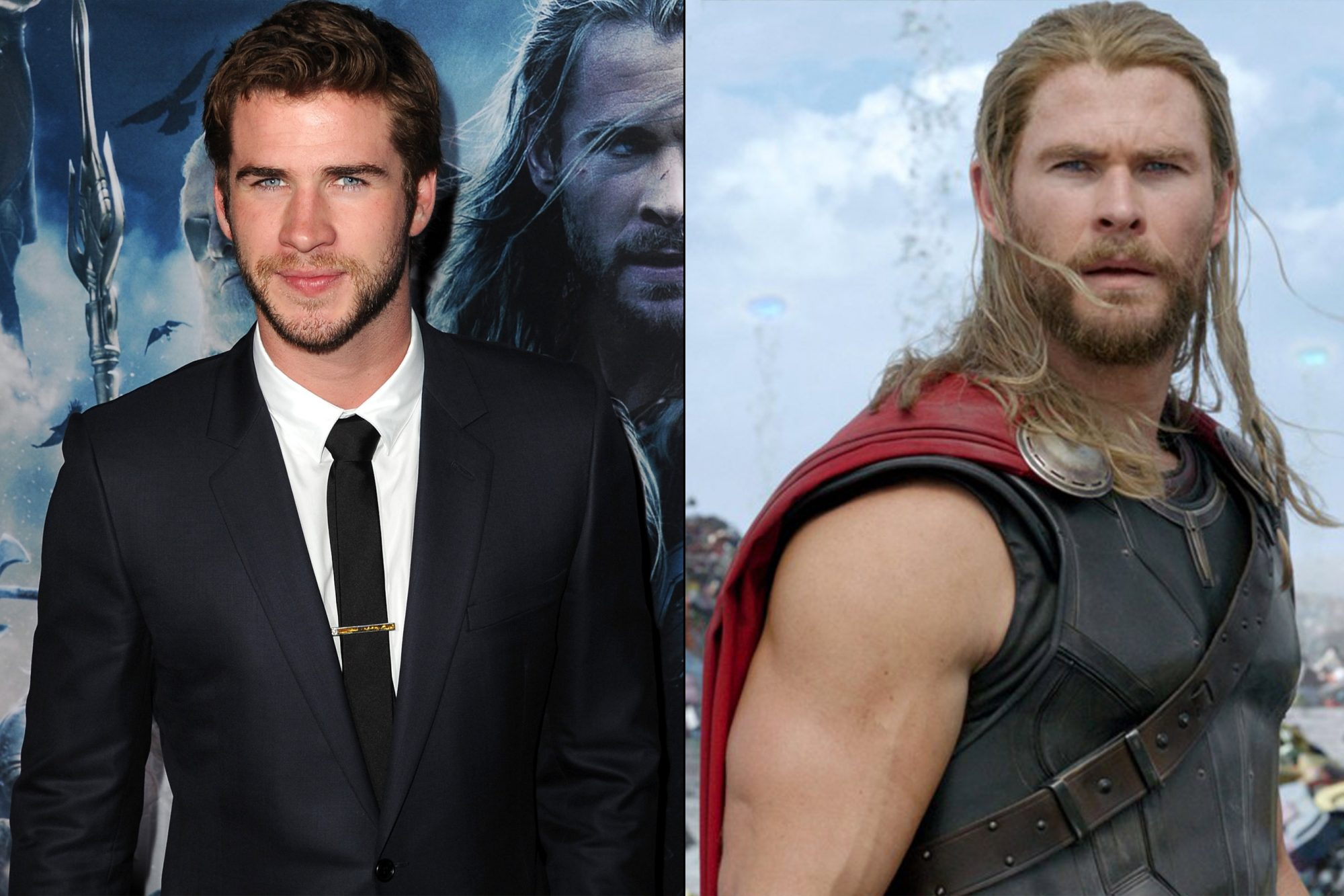 Liam Hemsworth in Thor