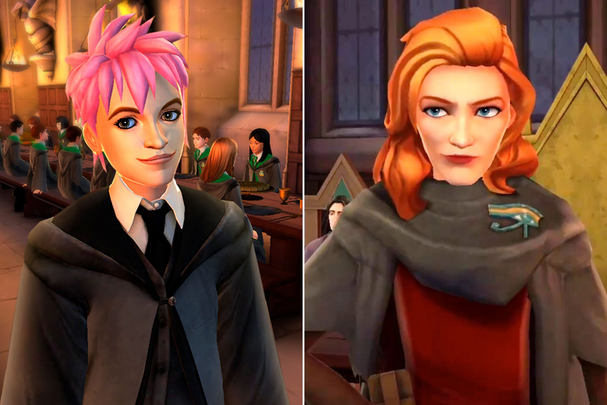 Tonks Got into an Major Adventure at Hogwarts — and Had a Teacher with a Famous Dopplegänger