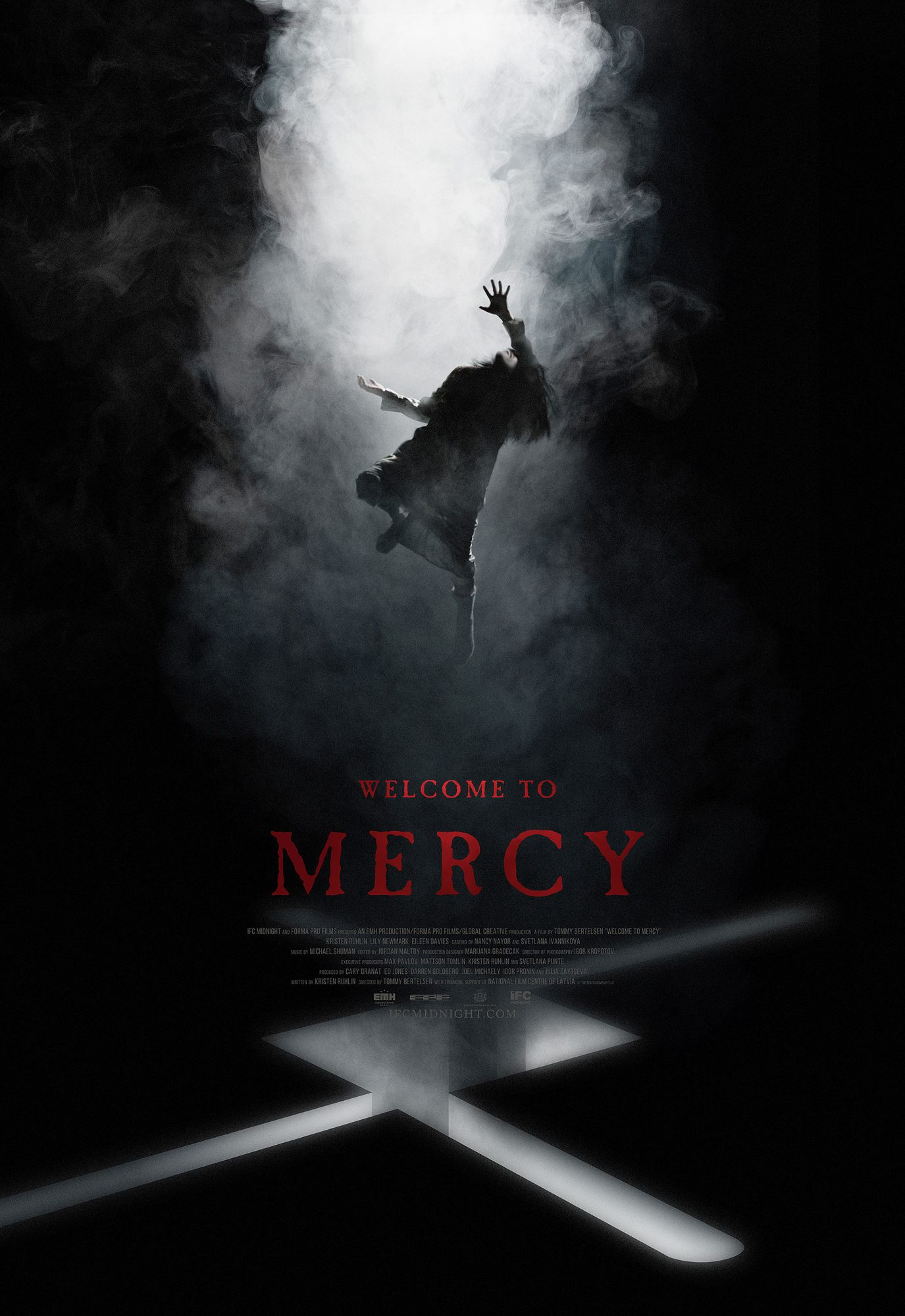 'Welcome to Mercy' trailer promises more terrifying nunsploitation!