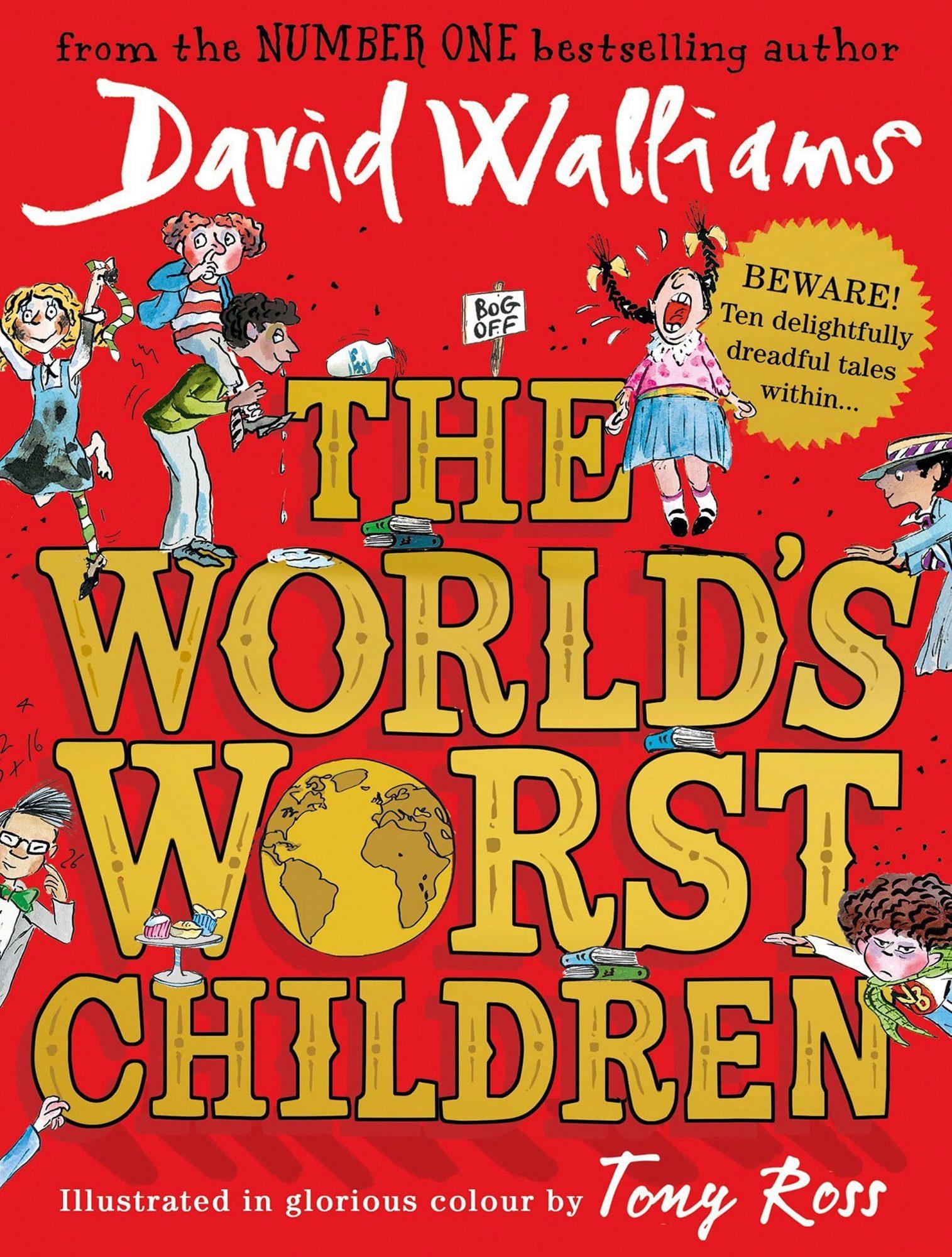 The World's Worst ChildrenBook by David Walliams