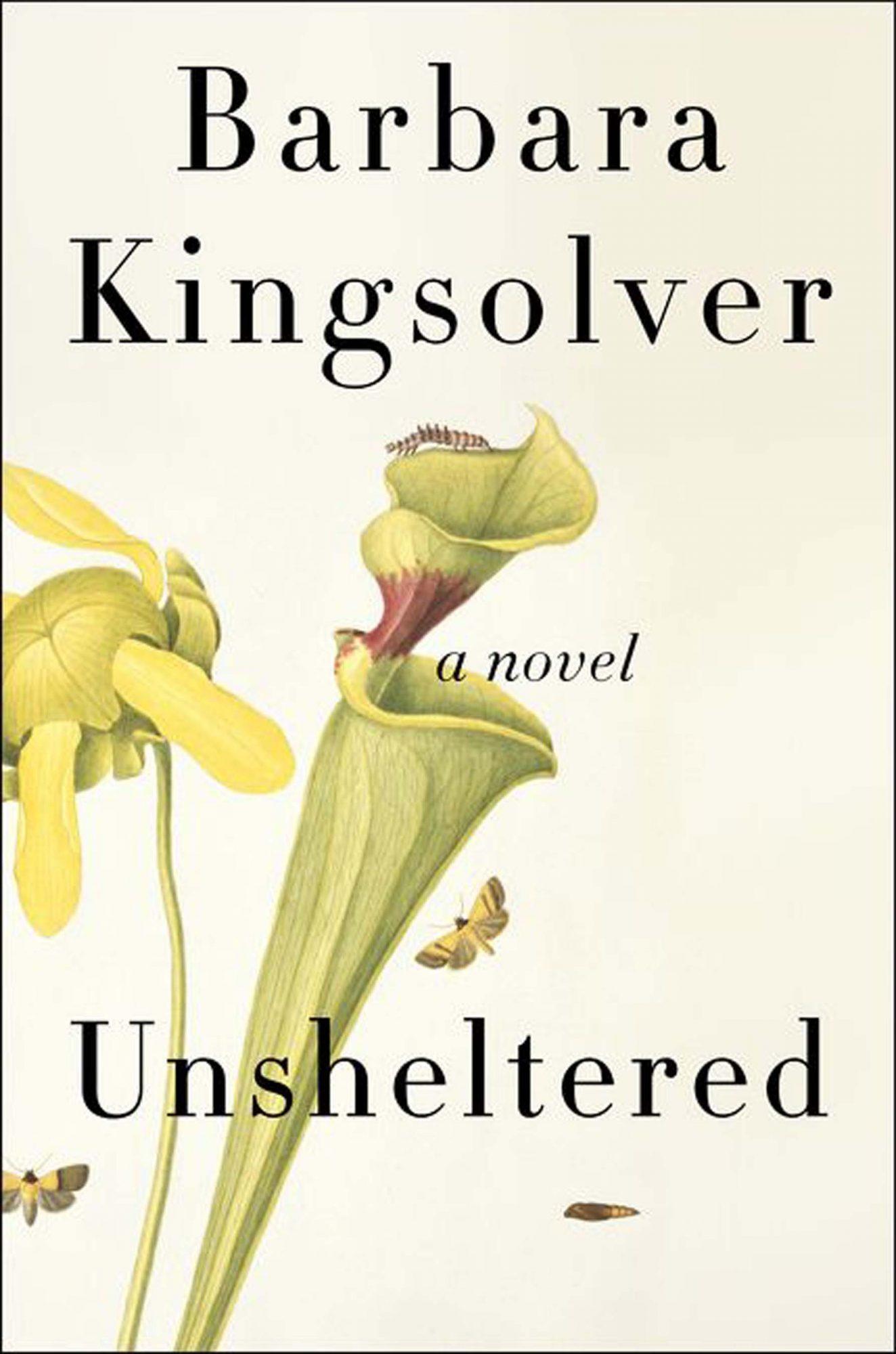 Barbara Kingsolver, Unsheltered cr: Harper Collins