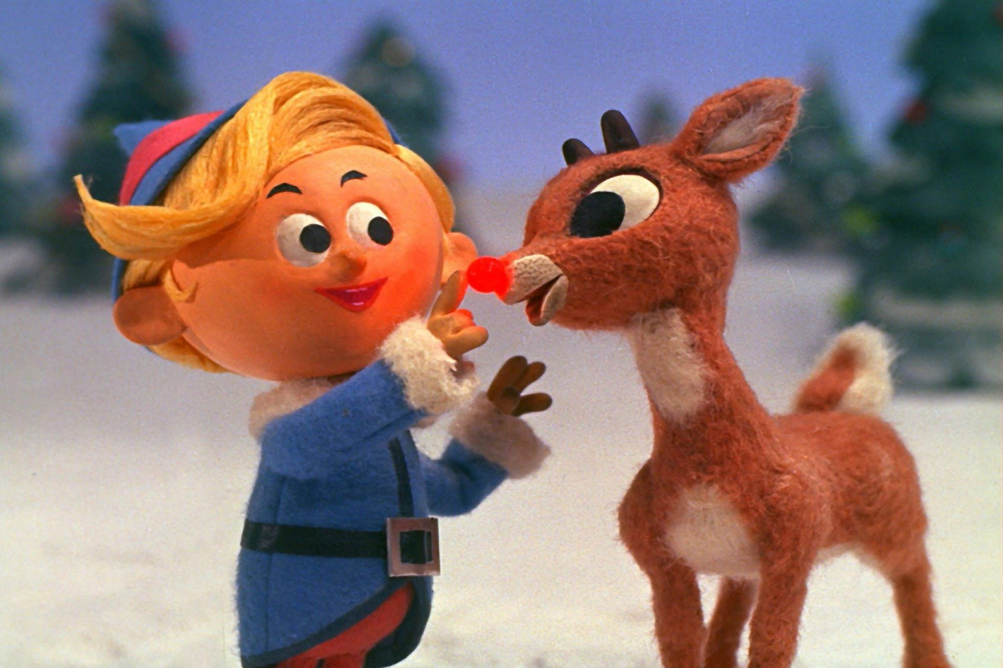 10. Rudolph the Red-Nosed Reindeer (1964)