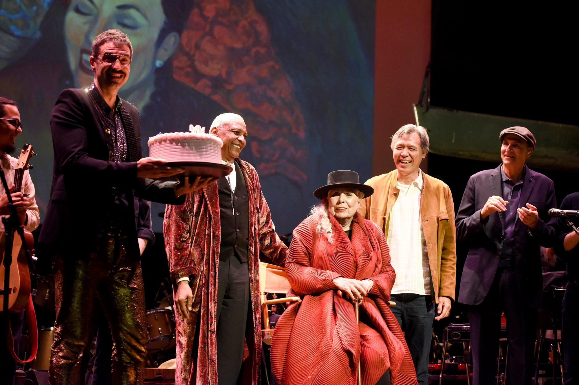 Joni 75: A Birthday Celebration Live At The Dorothy Chandler Pavilion