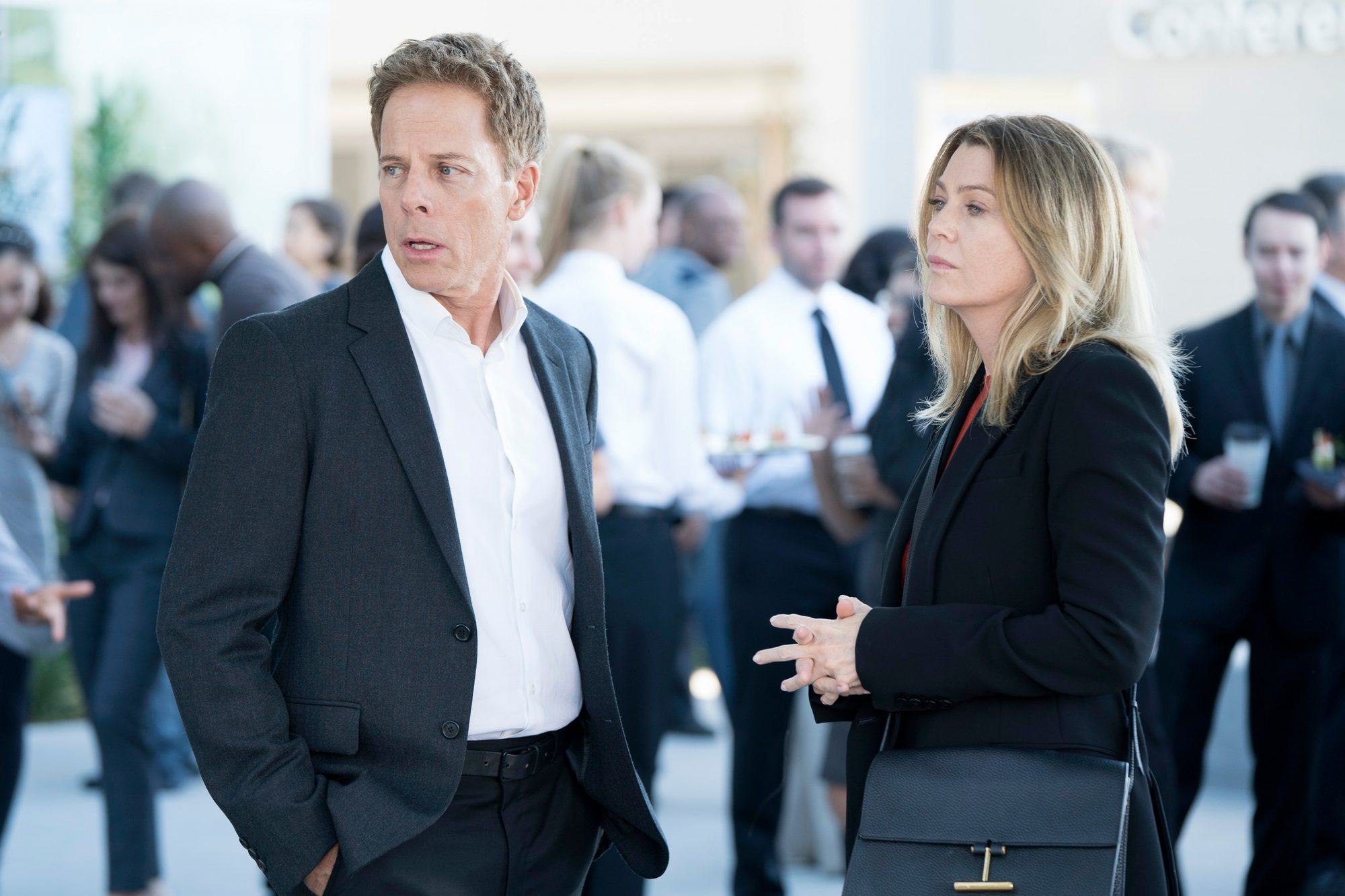 GREG GERMANN, ELLEN POMPEO