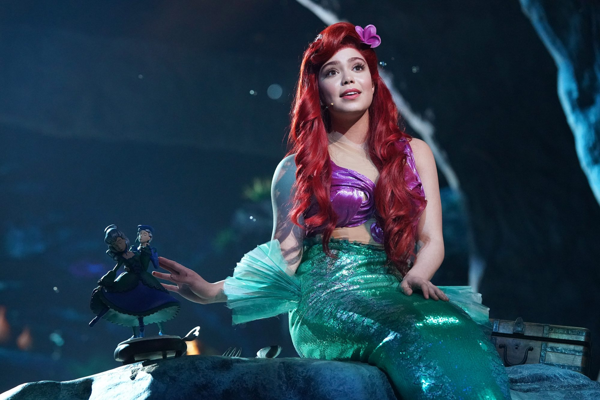 7. The Little Mermaid Live, ABC (2019)