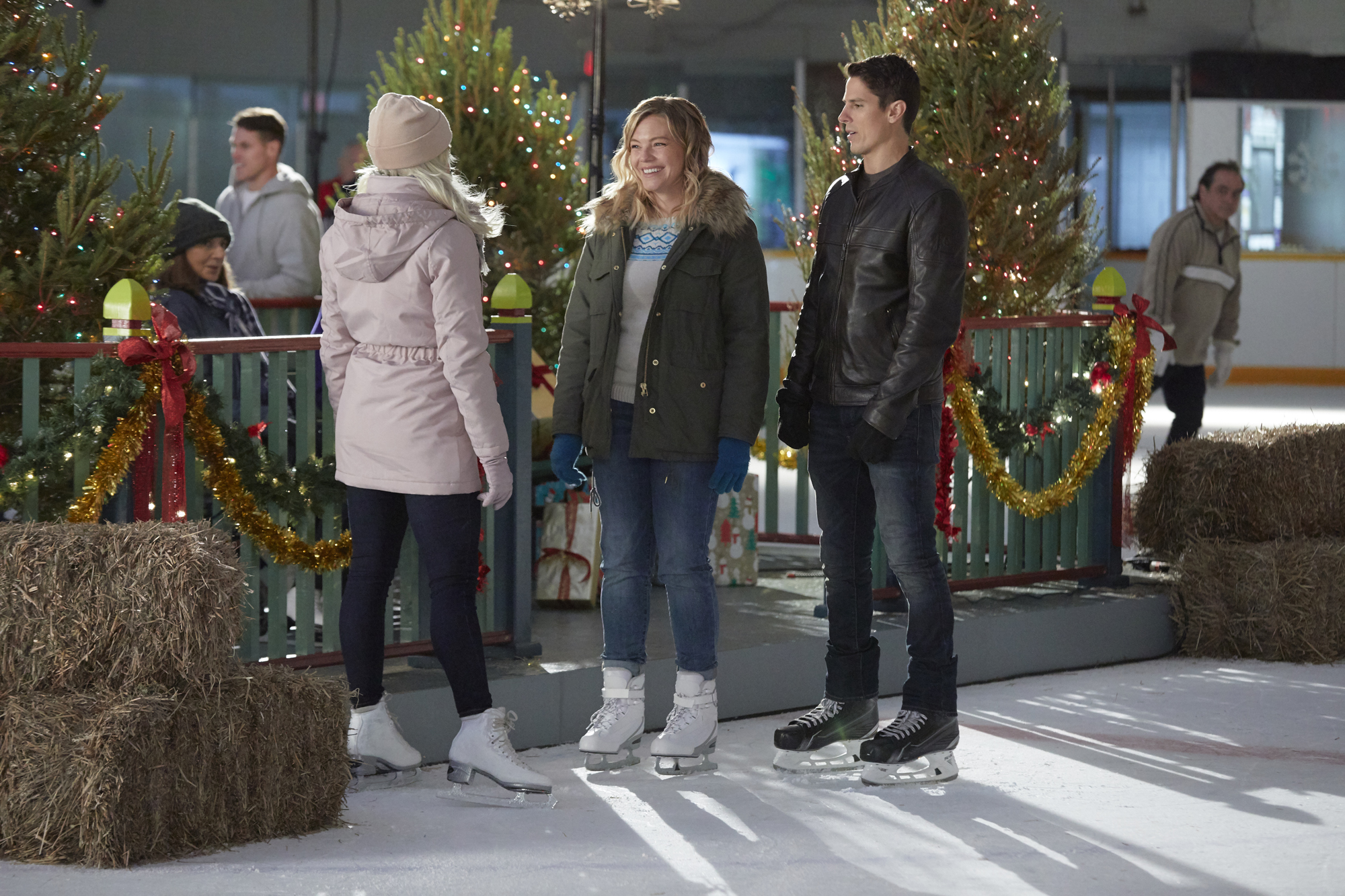 A Veteran's Christmas (formerly A Soldier's Christmas (Nov. 22, 5 p.m. ET/PT, Hallmark Movies & Mysteries)