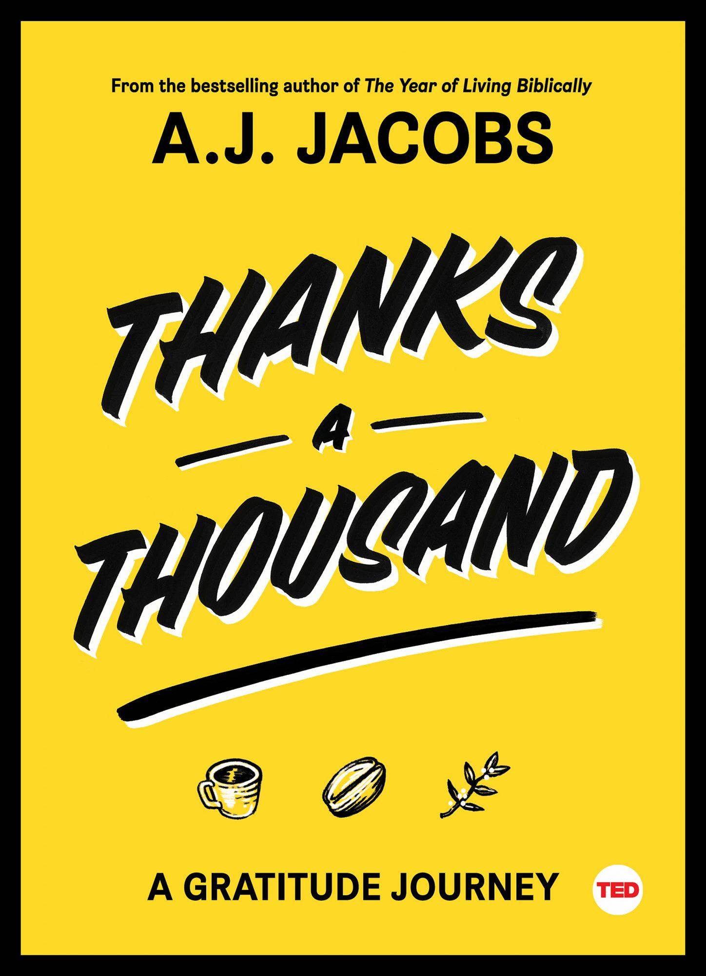 AJ Jacobs thanks a thousand