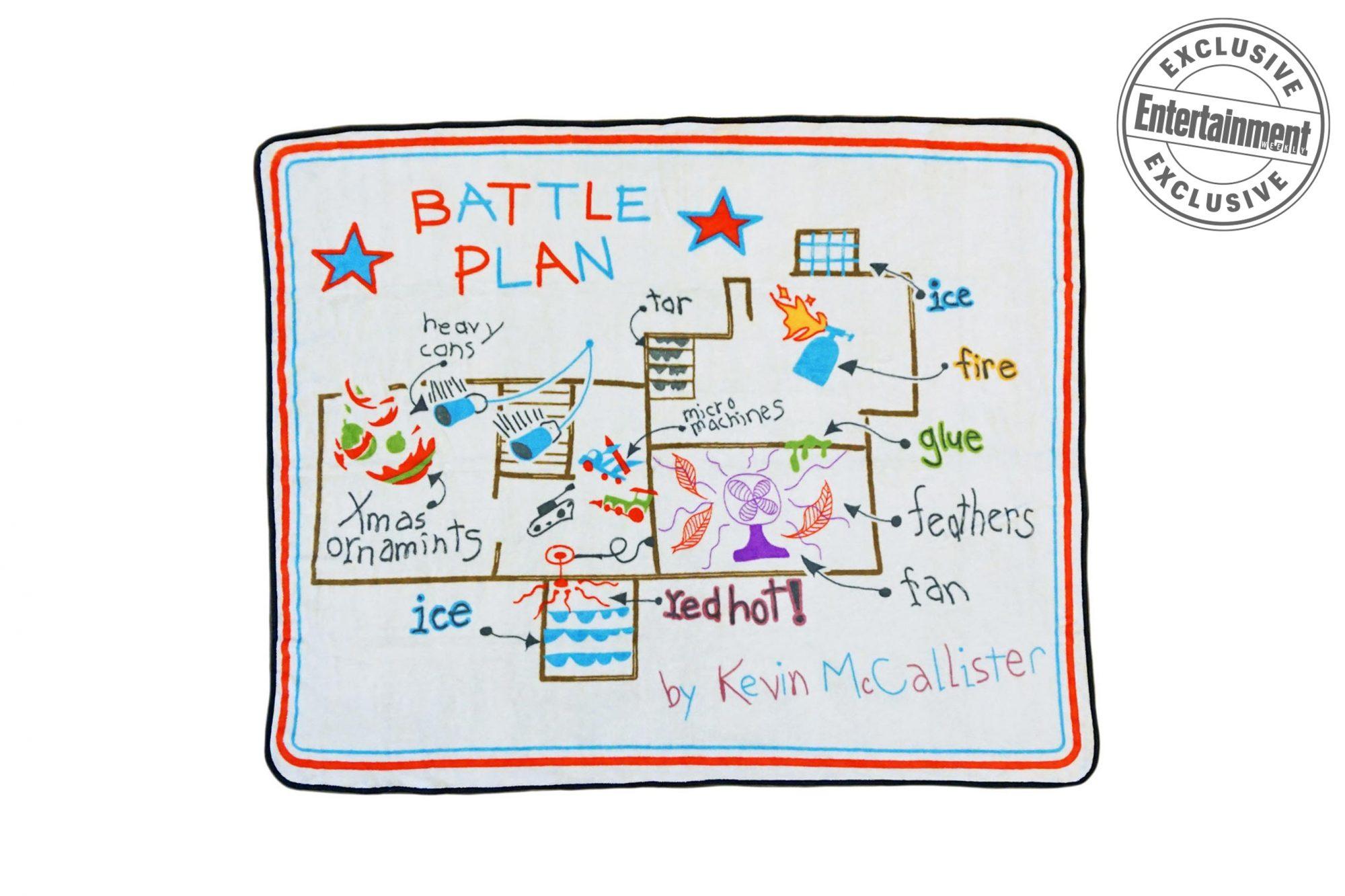 Battle-Plan-Fleece-Blanket---Funko-(Target-Exclusive)