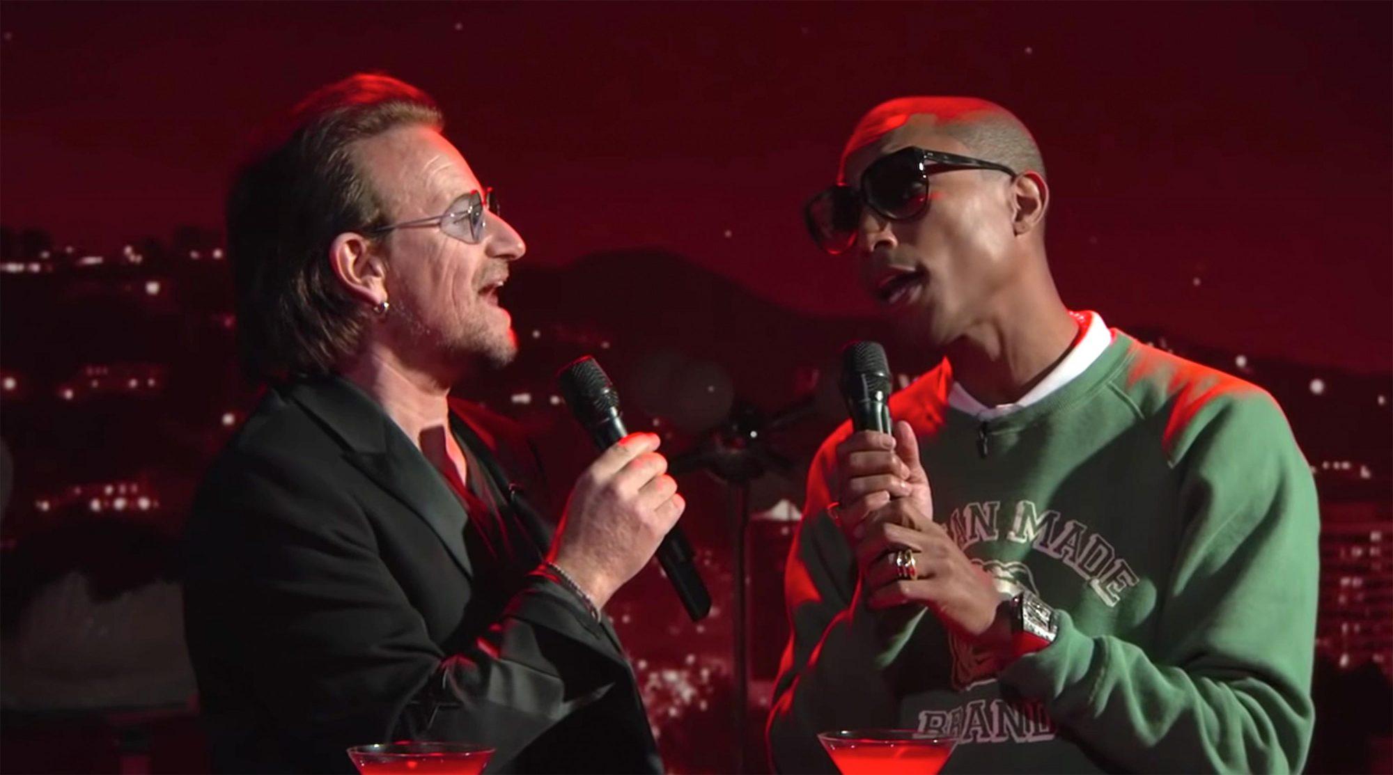 Bono-Pharrell