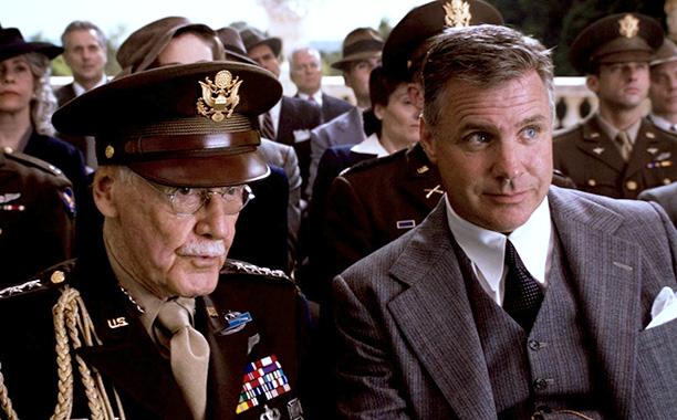 Retired General in Captain America: The First Avenger (2011)