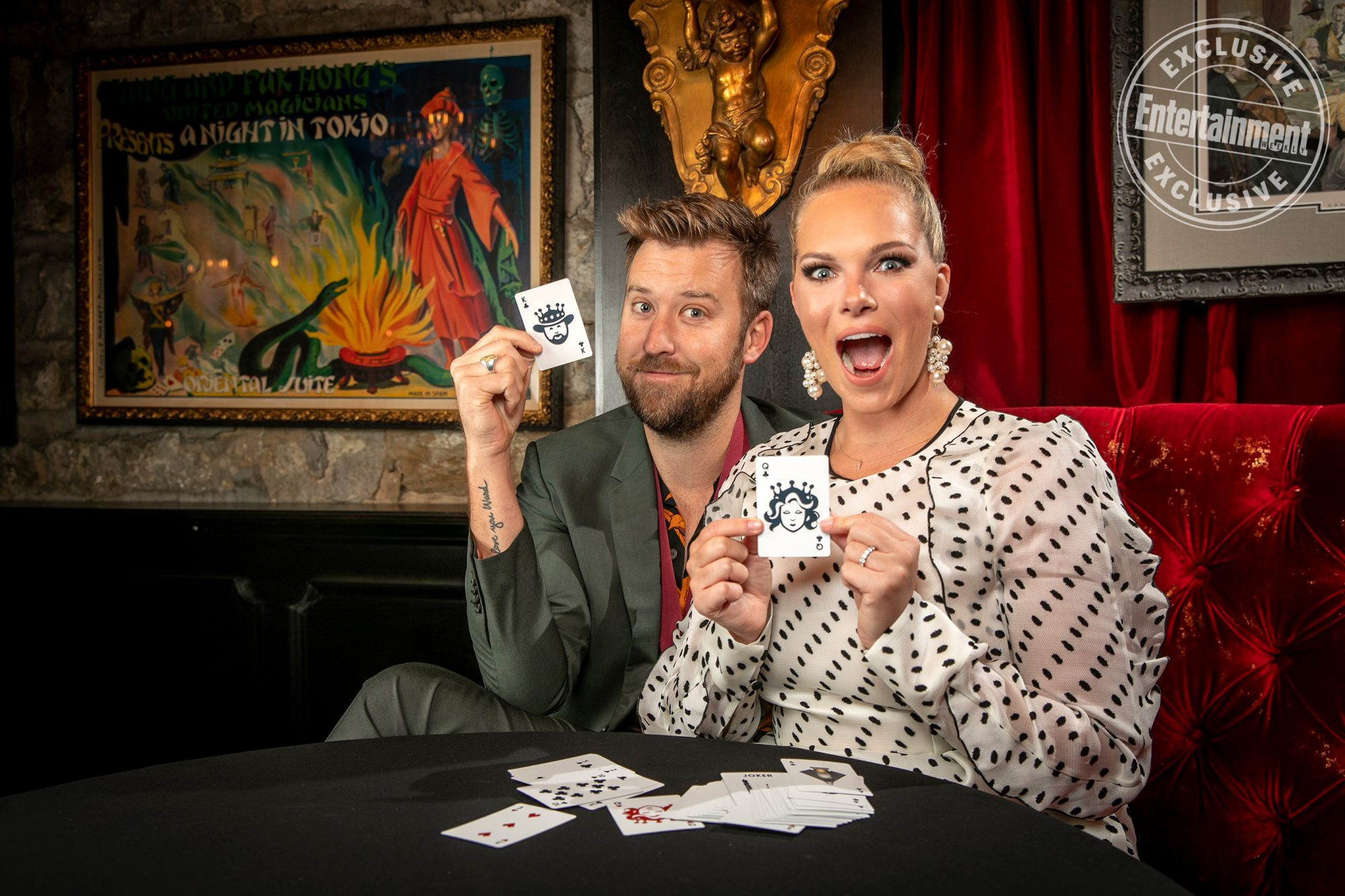 Charles-Kelley-(Lady-Antebellum)-with-wife-Cassie-Kelley-by-John-Russell