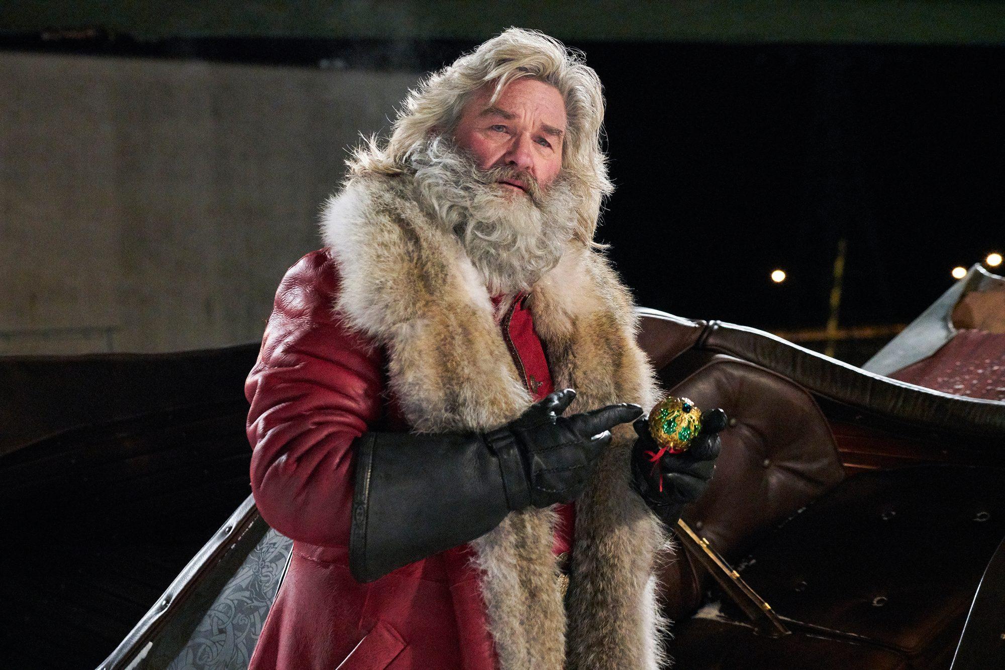 THE CHRISTMAS CHRONICLES Kurt RussellCredit: Michael Gibson/Netflix