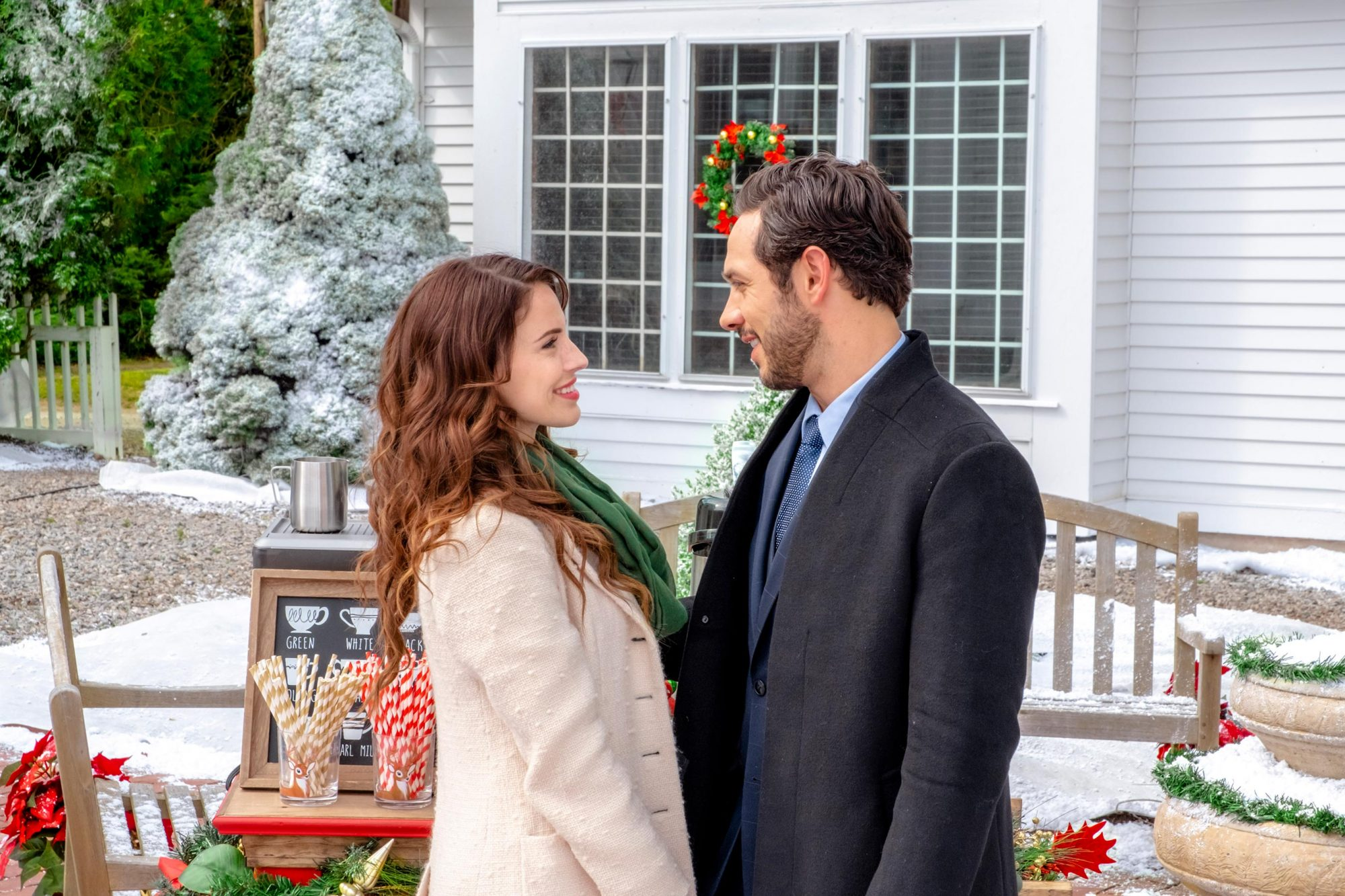 Christmas at Pemberley Manor  (Nov. 22, 6 p.m. ET/PT, Hallmark Channel)