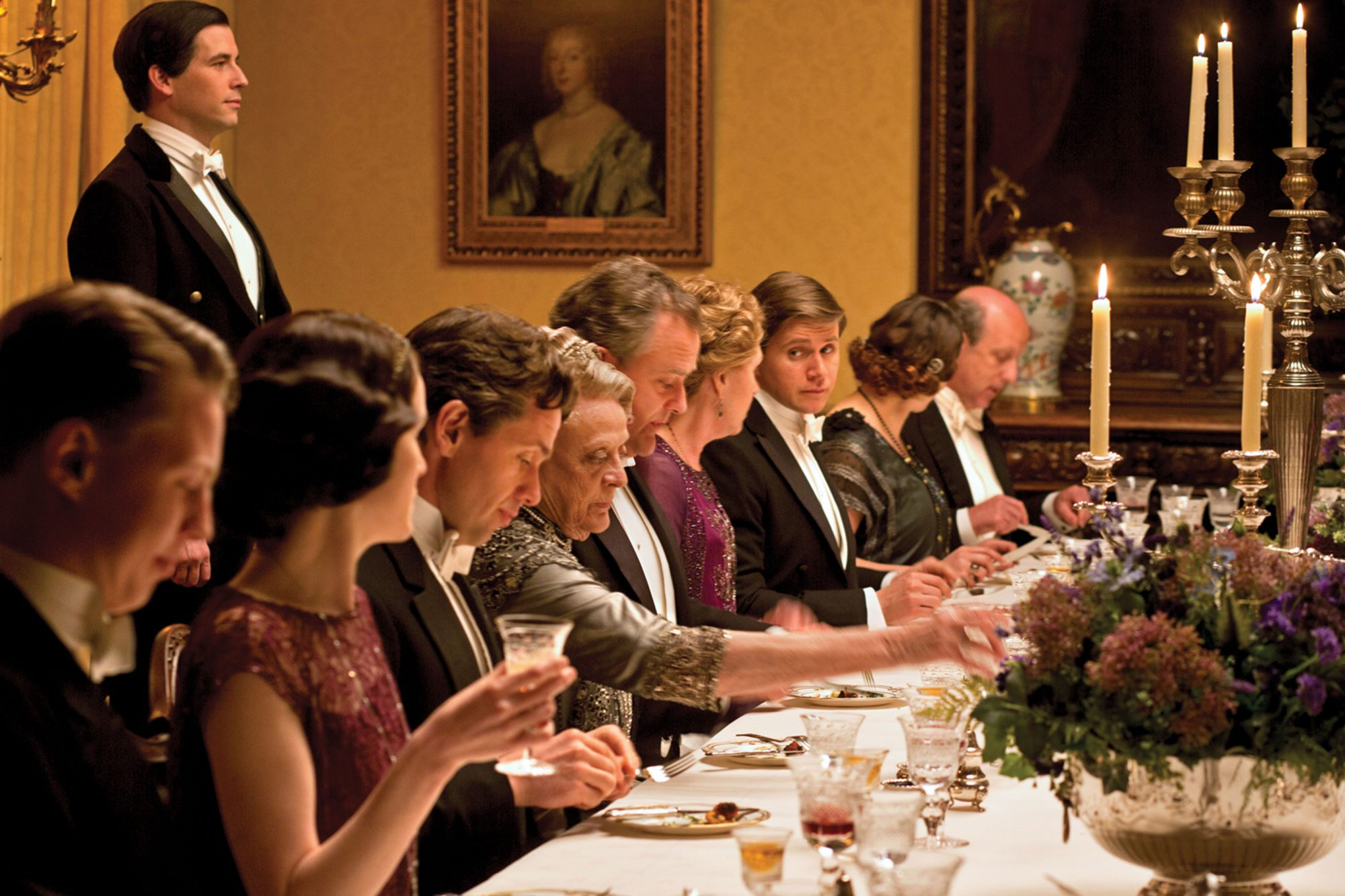 Downton AbbeyMASTERPIECE Classic Photo credit: PBS